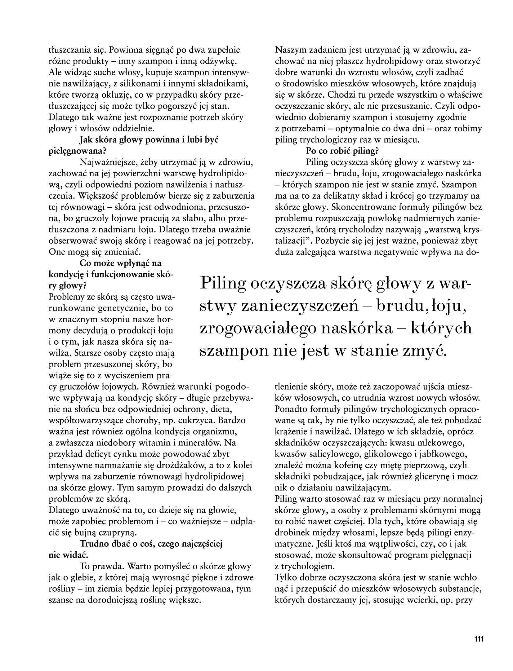 Gazetka Rossmann: Magazyn Rossmann - Skarb 2021-05-18 page-111