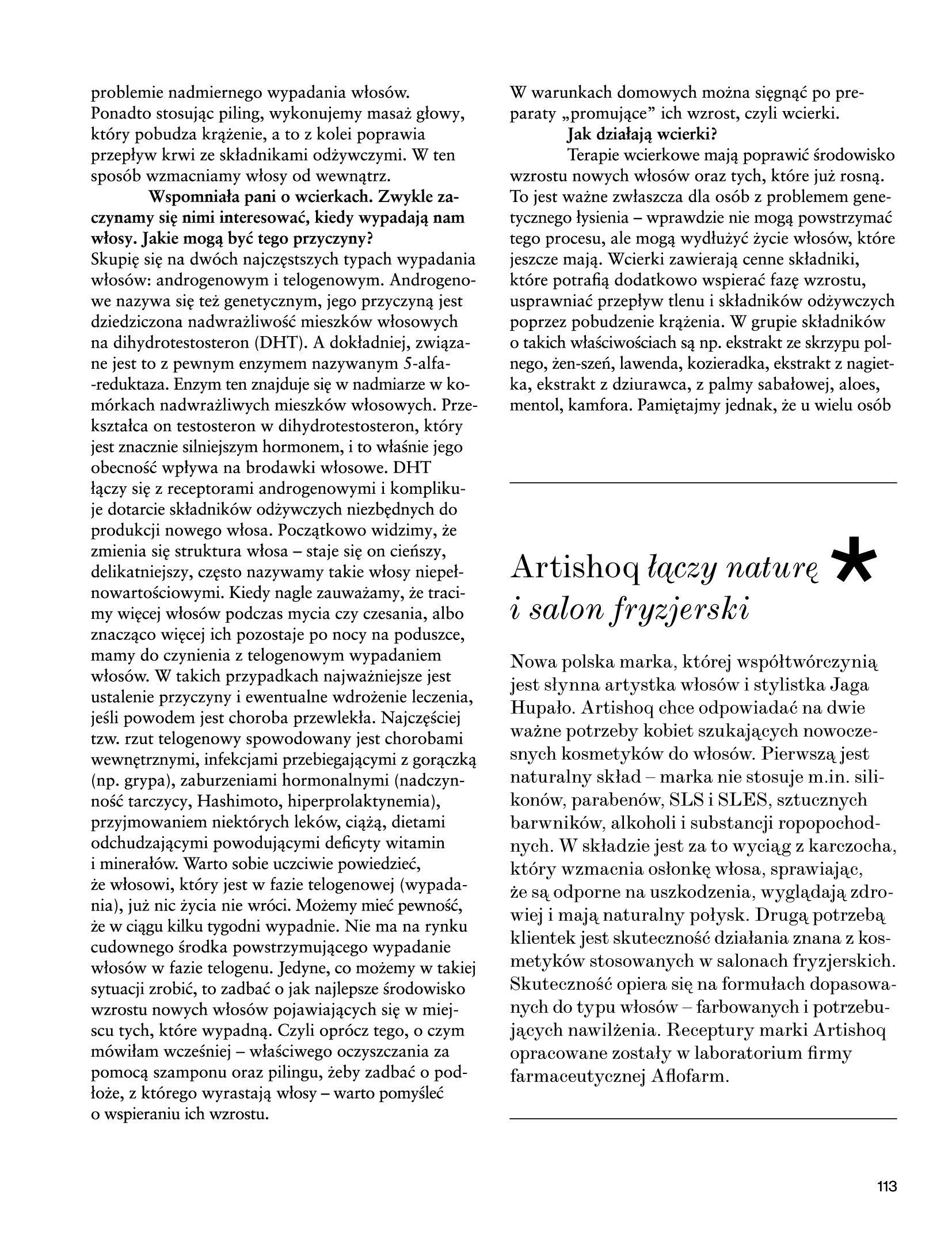 Gazetka Rossmann: Magazyn Rossmann - Skarb 2021-05-18 page-113