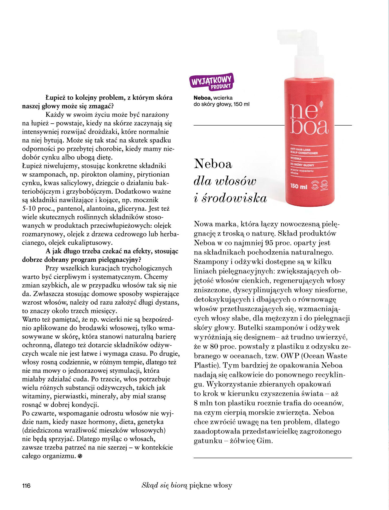 Gazetka Rossmann: Magazyn Rossmann - Skarb 2021-05-18 page-116