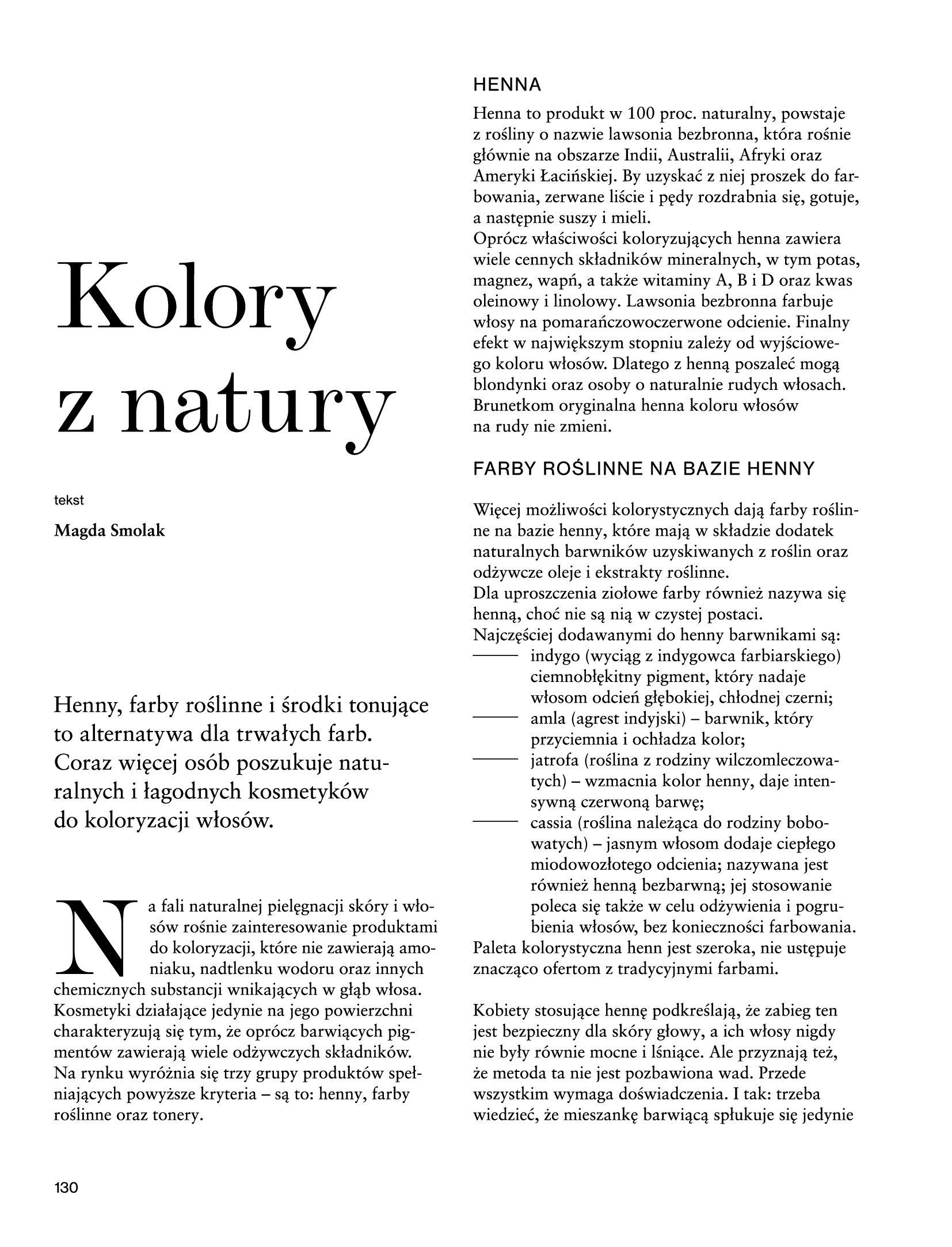 Gazetka Rossmann: Magazyn Rossmann - Skarb 2021-05-18 page-130