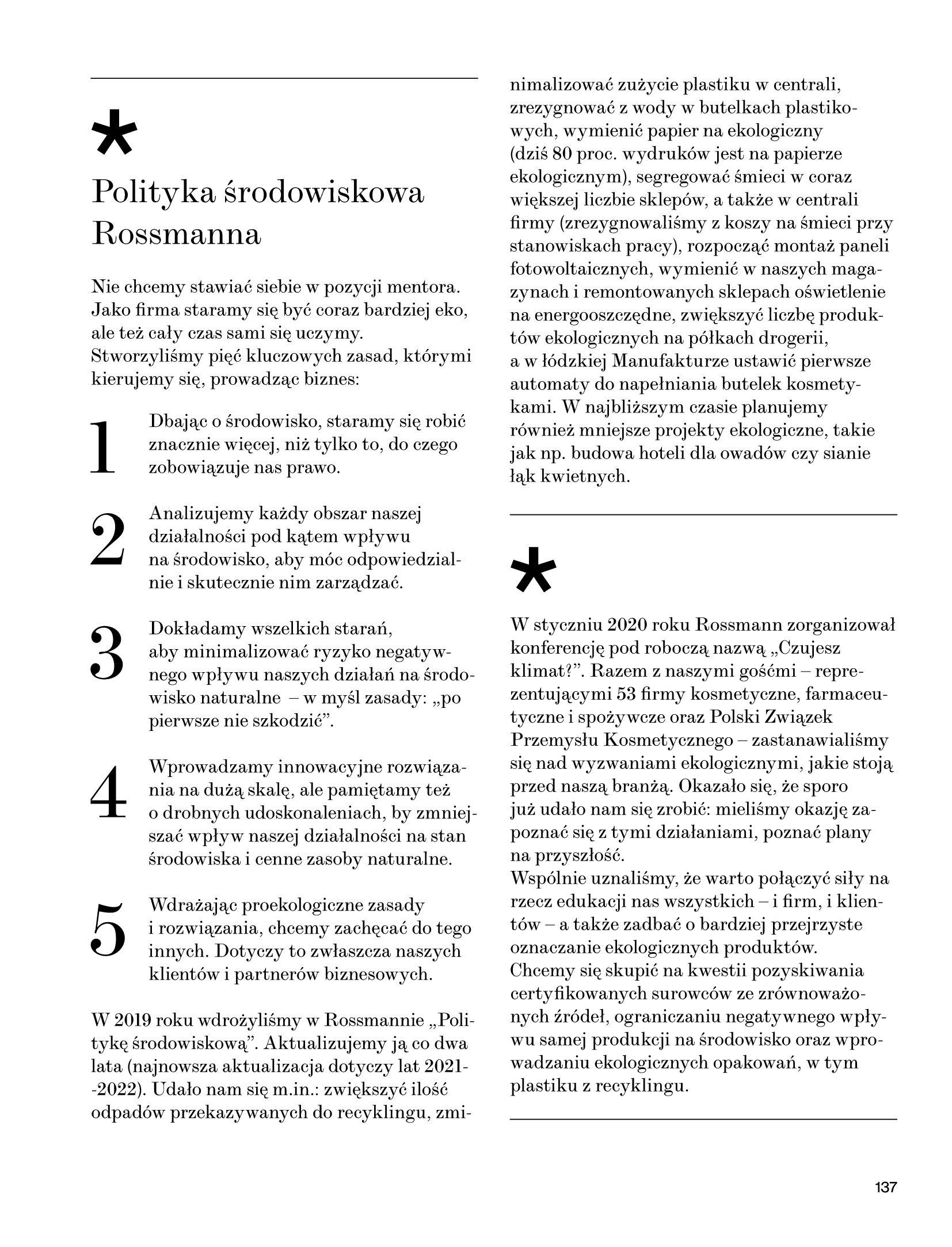 Gazetka Rossmann: Magazyn Rossmann - Skarb 2021-05-18 page-137