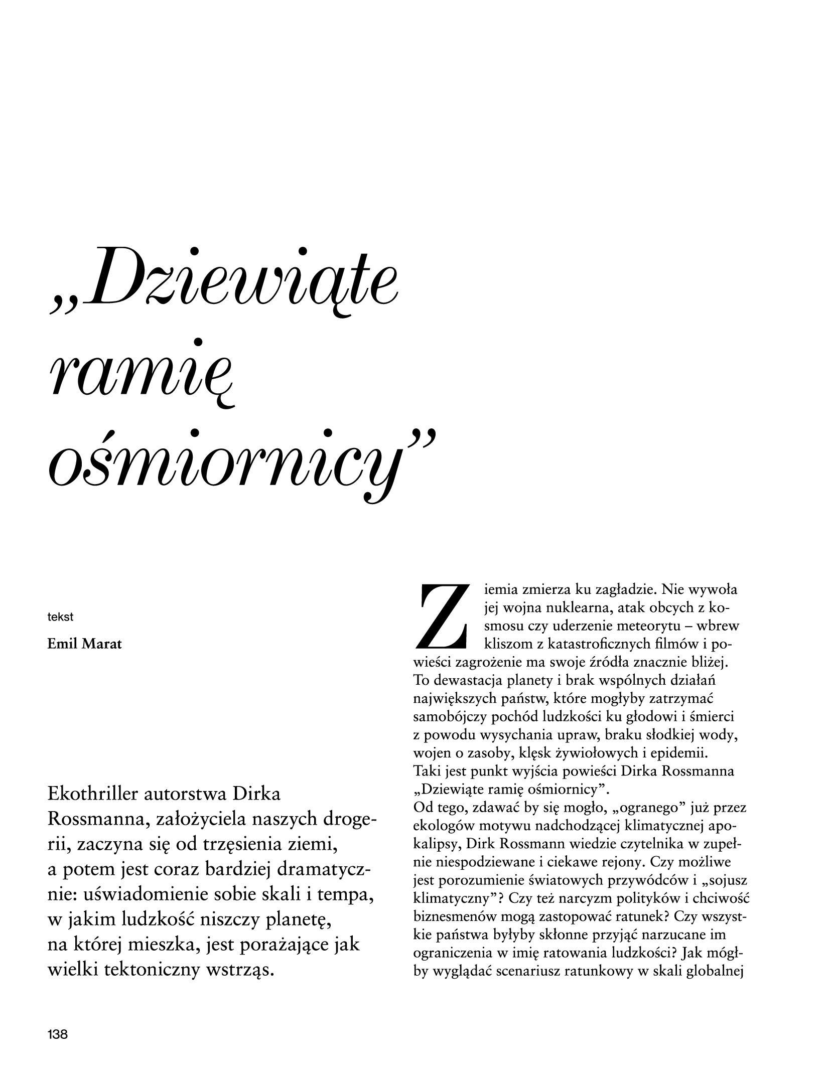 Gazetka Rossmann: Magazyn Rossmann - Skarb 2021-05-18 page-138