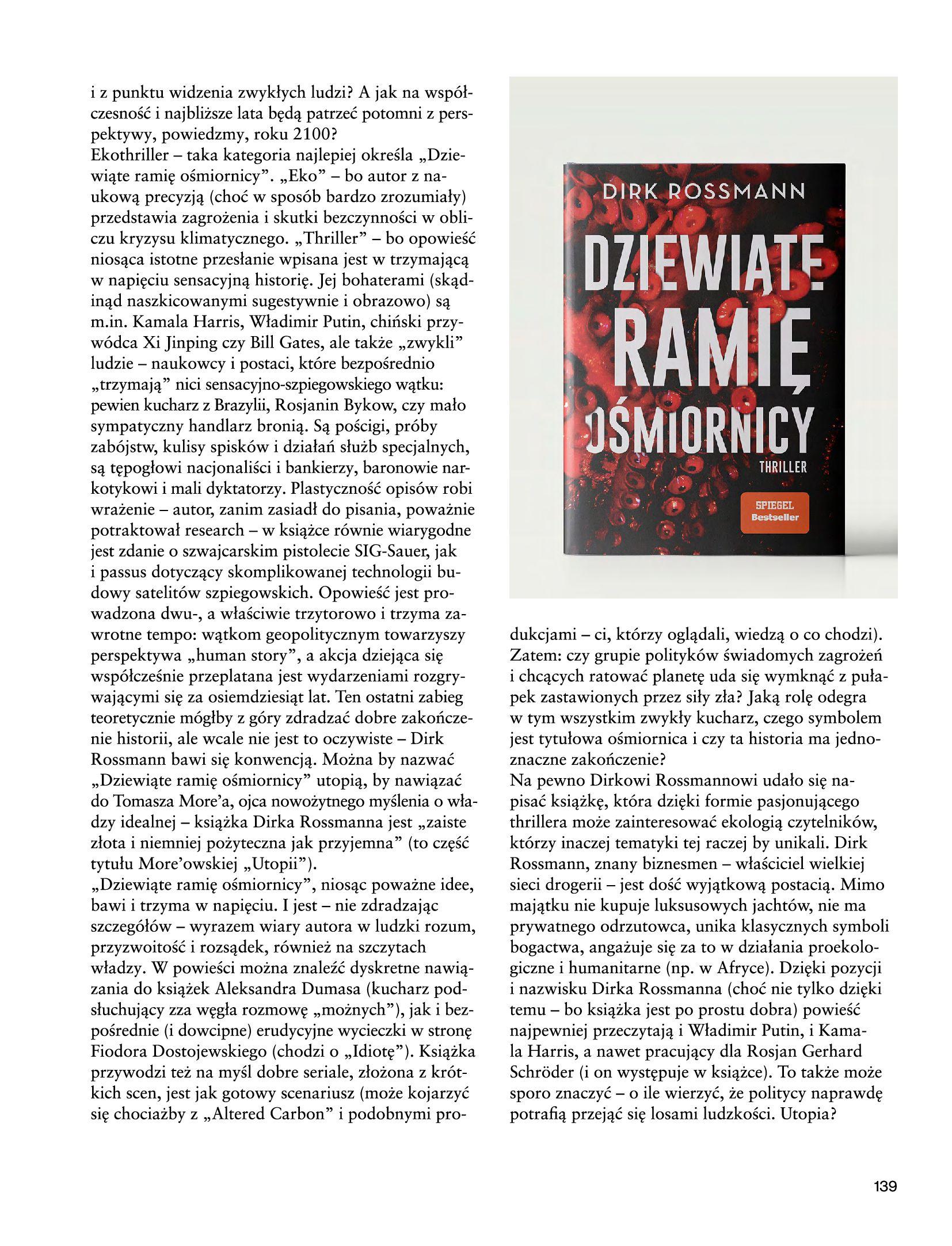 Gazetka Rossmann: Magazyn Rossmann - Skarb 2021-05-18 page-139