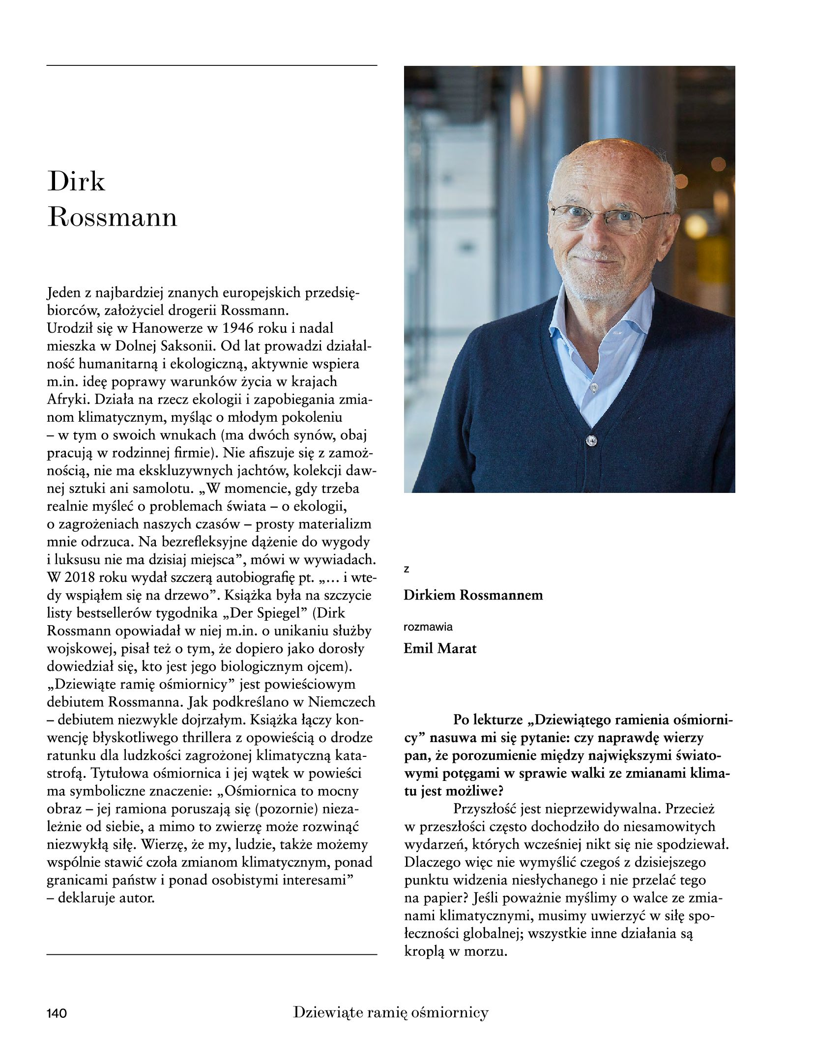 Gazetka Rossmann: Magazyn Rossmann - Skarb 2021-05-18 page-140