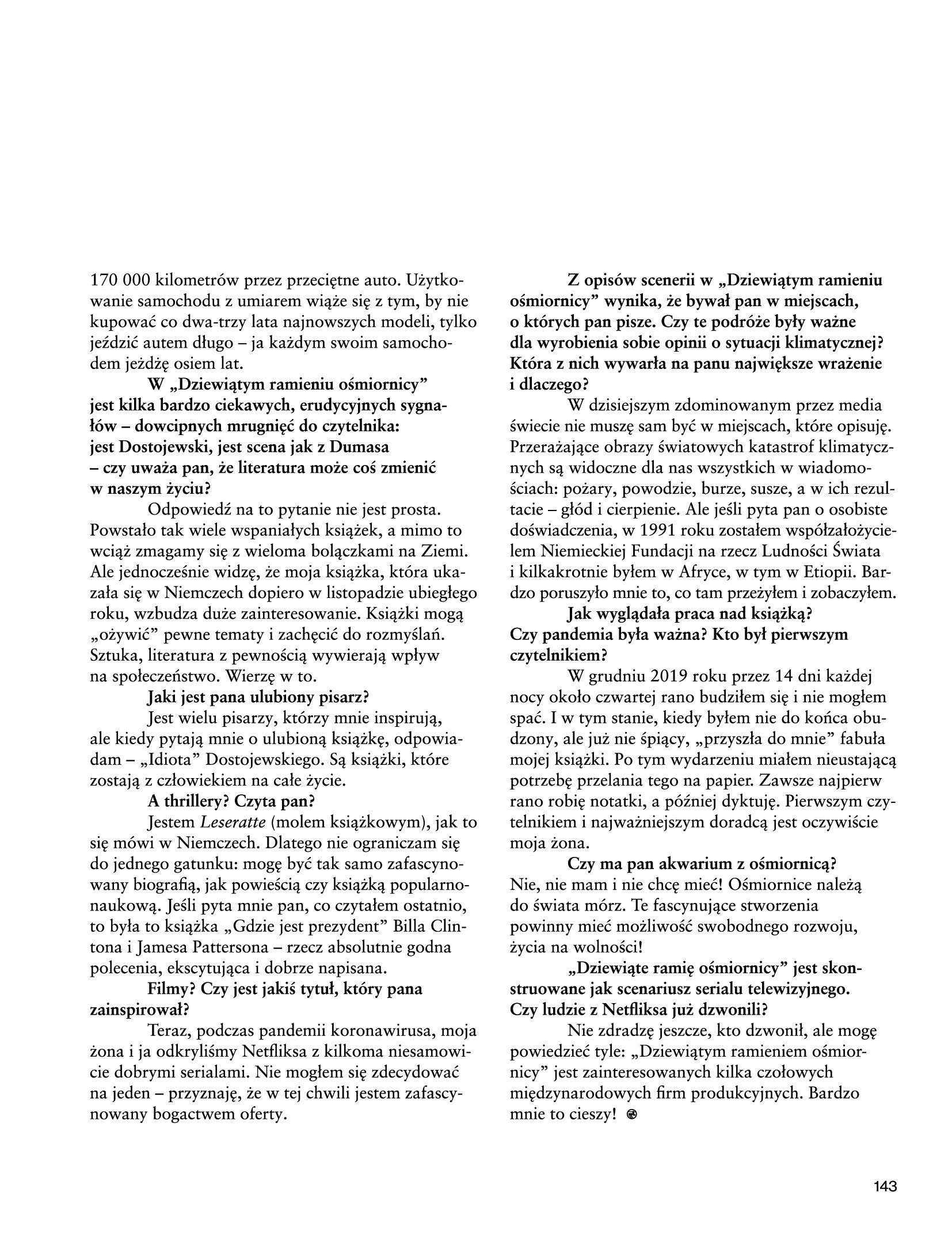 Gazetka Rossmann: Magazyn Rossmann - Skarb 2021-05-18 page-143