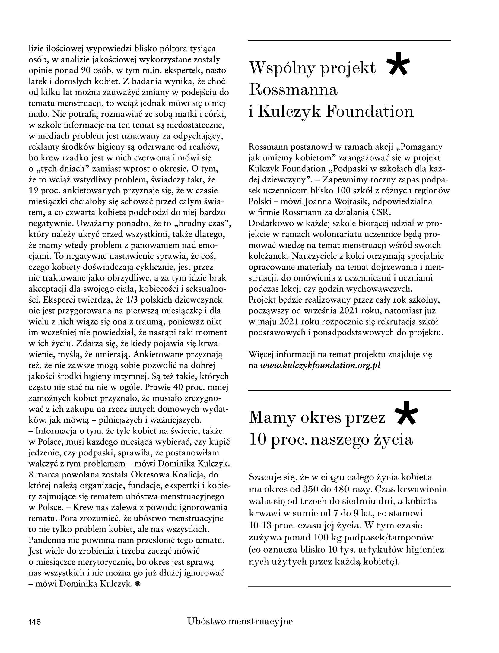 Gazetka Rossmann: Magazyn Rossmann - Skarb 2021-05-18 page-146