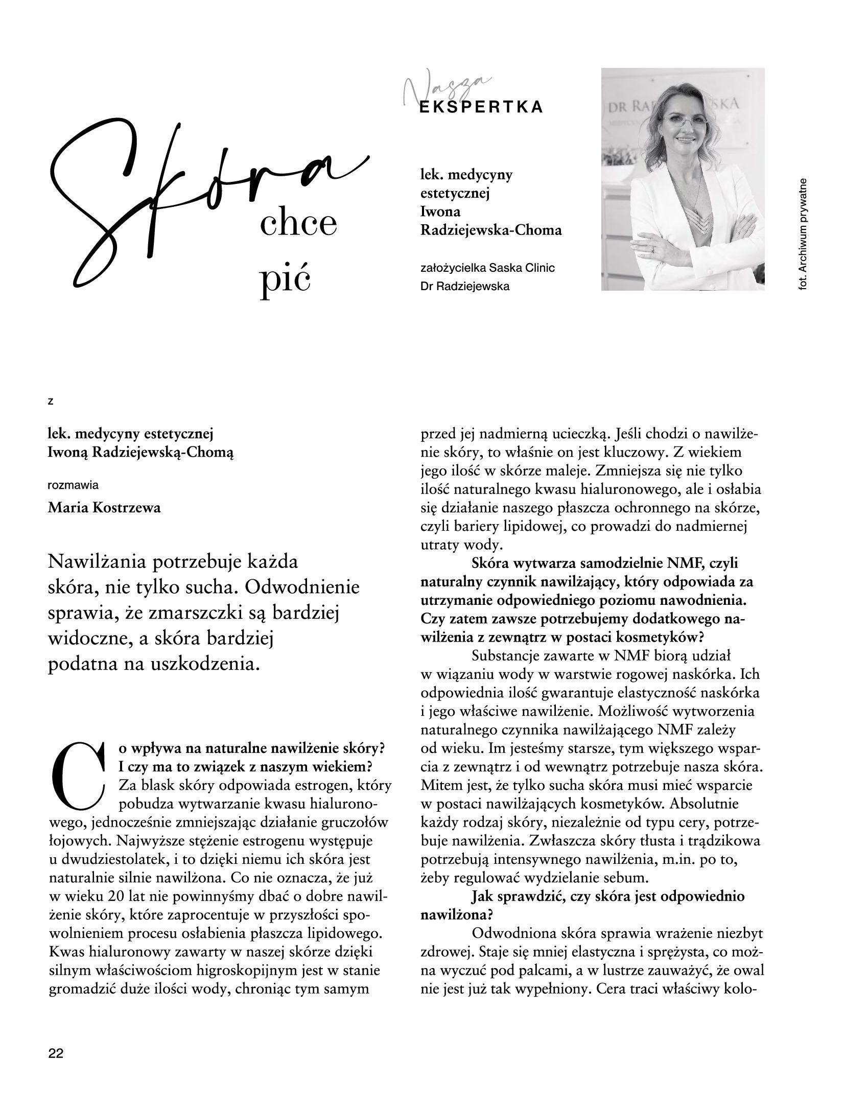 Gazetka Rossmann: Magazyn Rossmann - Skarb 2021-05-18 page-22