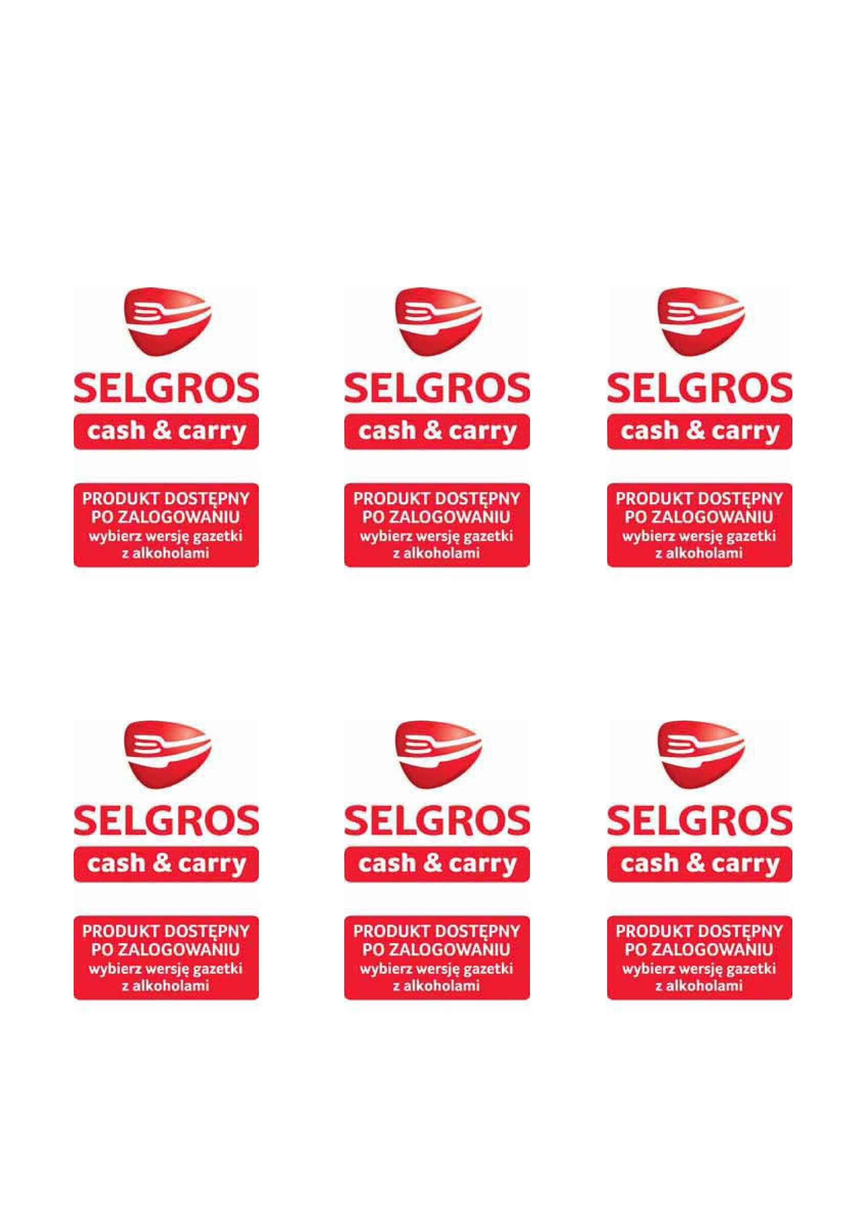 Gazetka Selgros - Oferta spożywcza-05.02.2020-19.02.2020-page-22