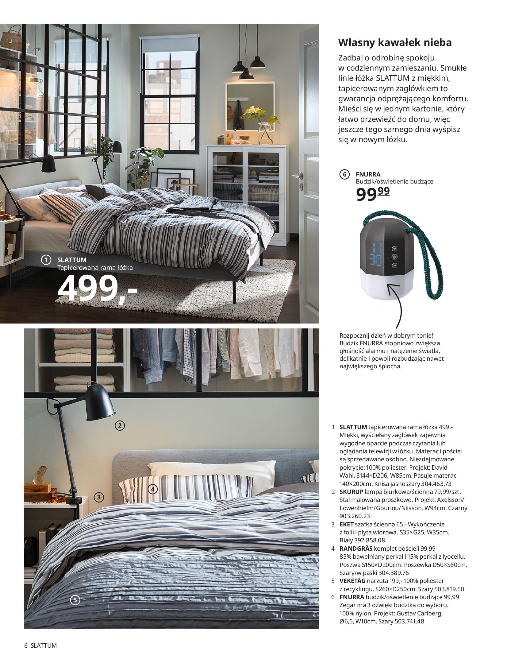 Gazetka IKEA: SYPIALNIA 2021 2021-01-13 page-6