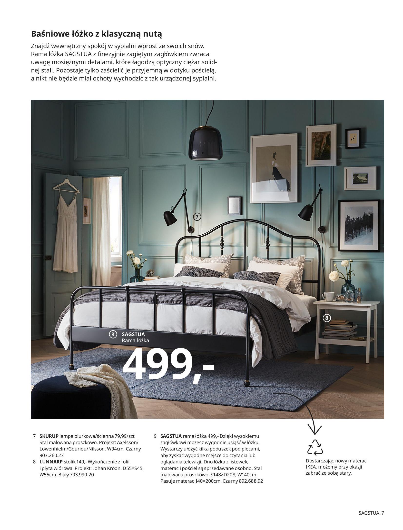 Gazetka IKEA: SYPIALNIA 2021 2021-01-13 page-7