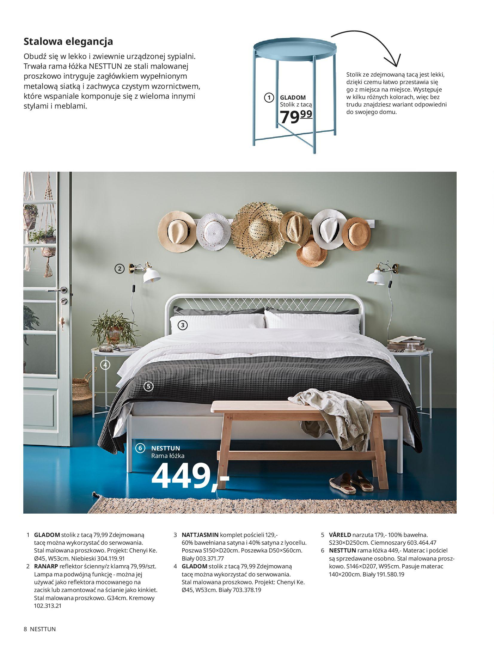 Gazetka IKEA: SYPIALNIA 2021 2021-01-13 page-8
