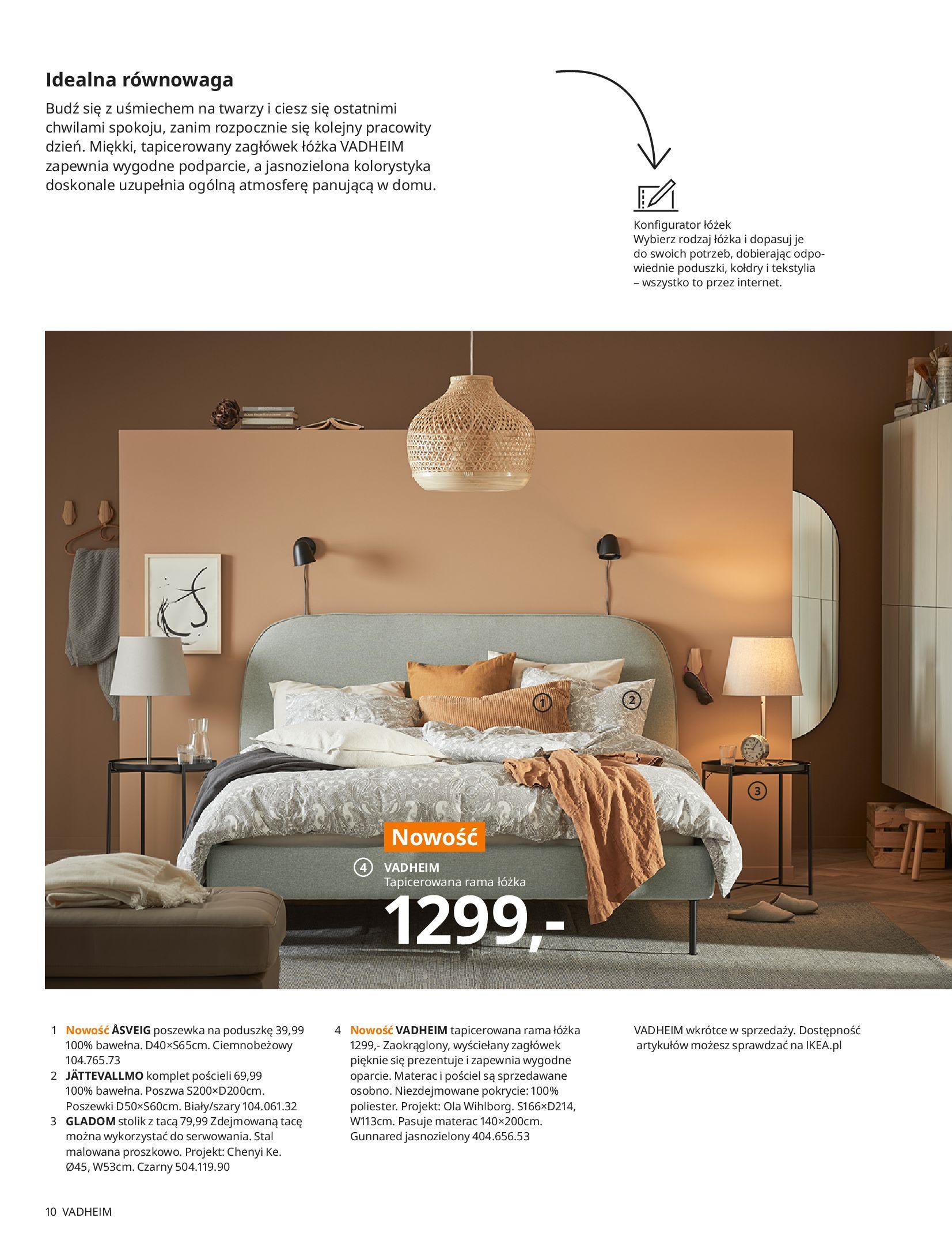 Gazetka IKEA: SYPIALNIA 2021 2021-01-13 page-10