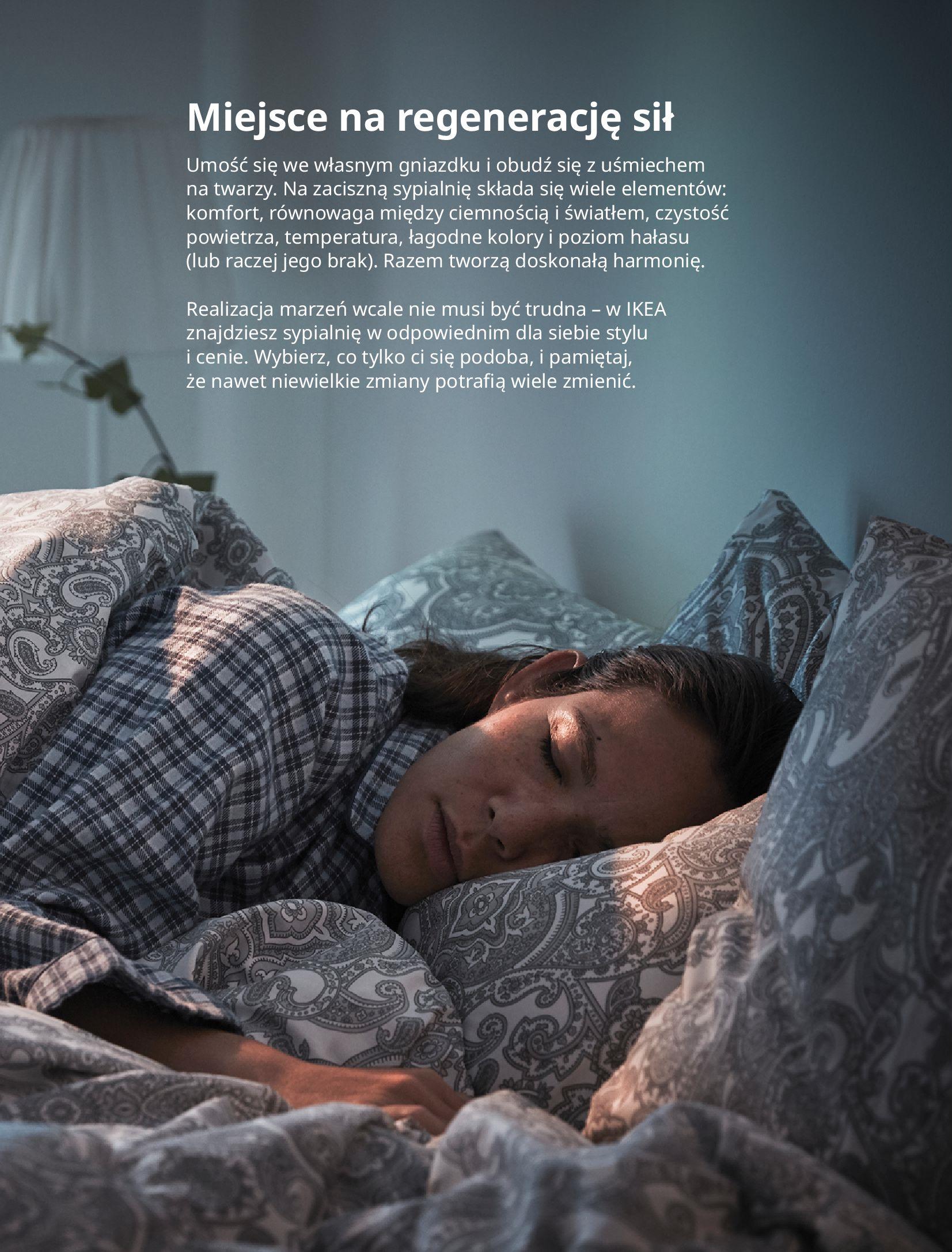Gazetka IKEA: SYPIALNIA 2021 2021-01-13 page-2