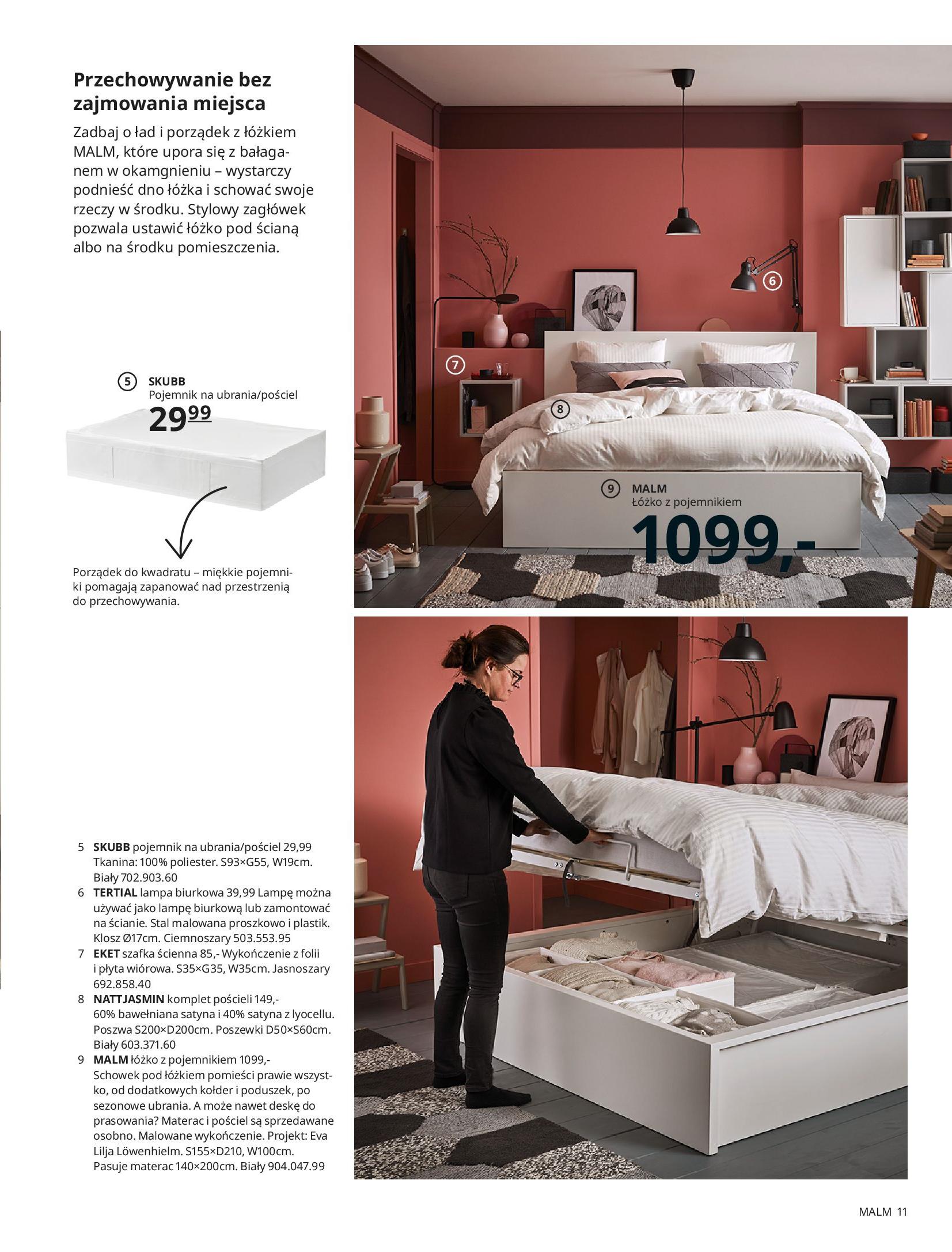 Gazetka IKEA: SYPIALNIA 2021 2021-01-13 page-11