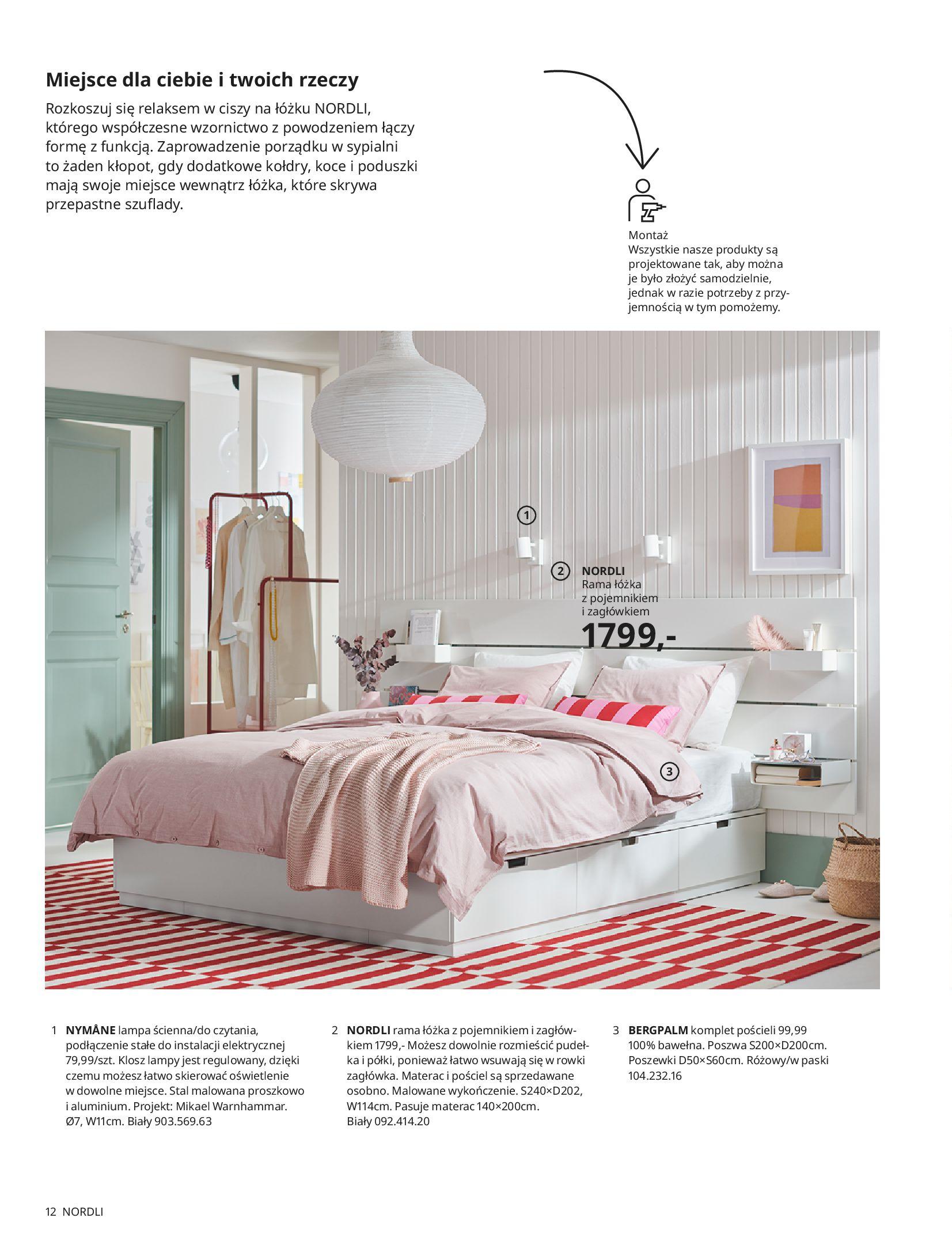 Gazetka IKEA: SYPIALNIA 2021 2021-01-13 page-12