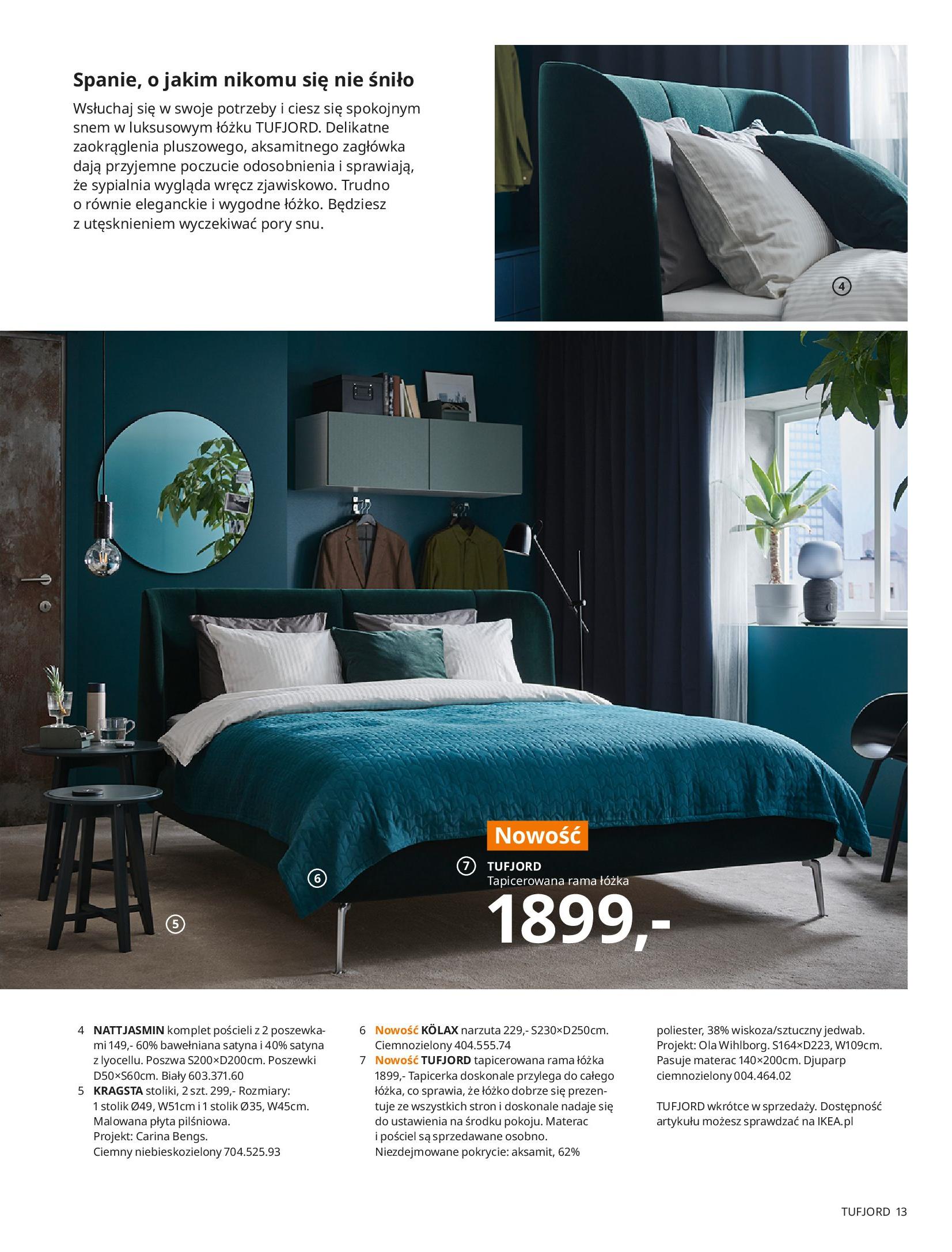 Gazetka IKEA: SYPIALNIA 2021 2021-01-13 page-13