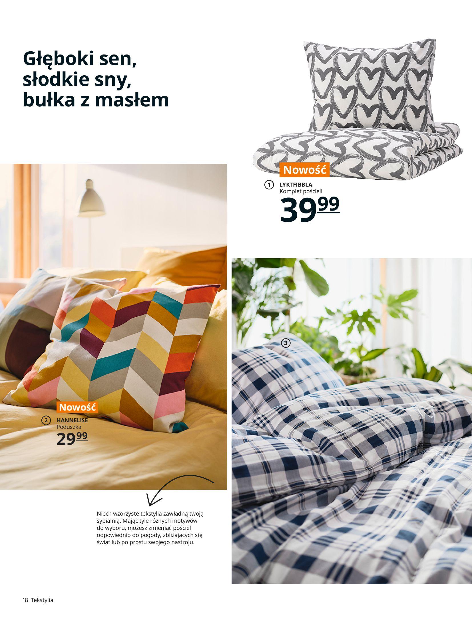 Gazetka IKEA: SYPIALNIA 2021 2021-01-13 page-18