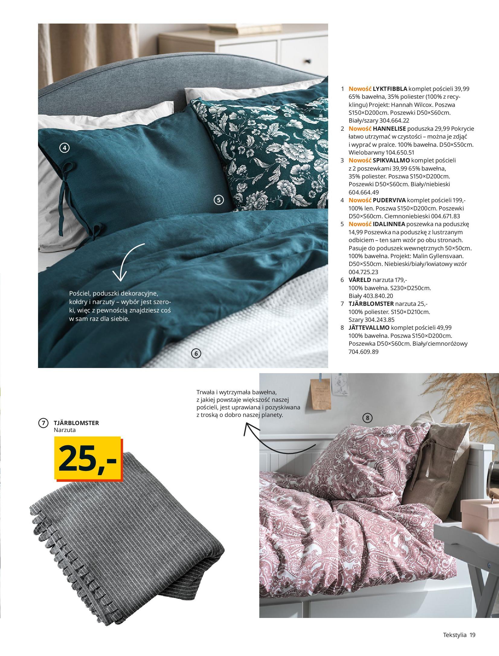 Gazetka IKEA: SYPIALNIA 2021 2021-01-13 page-19