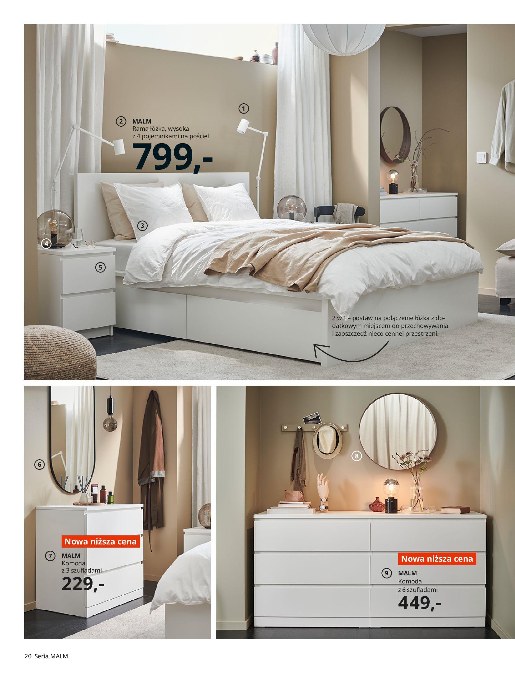 Gazetka IKEA: SYPIALNIA 2021 2021-01-13 page-20