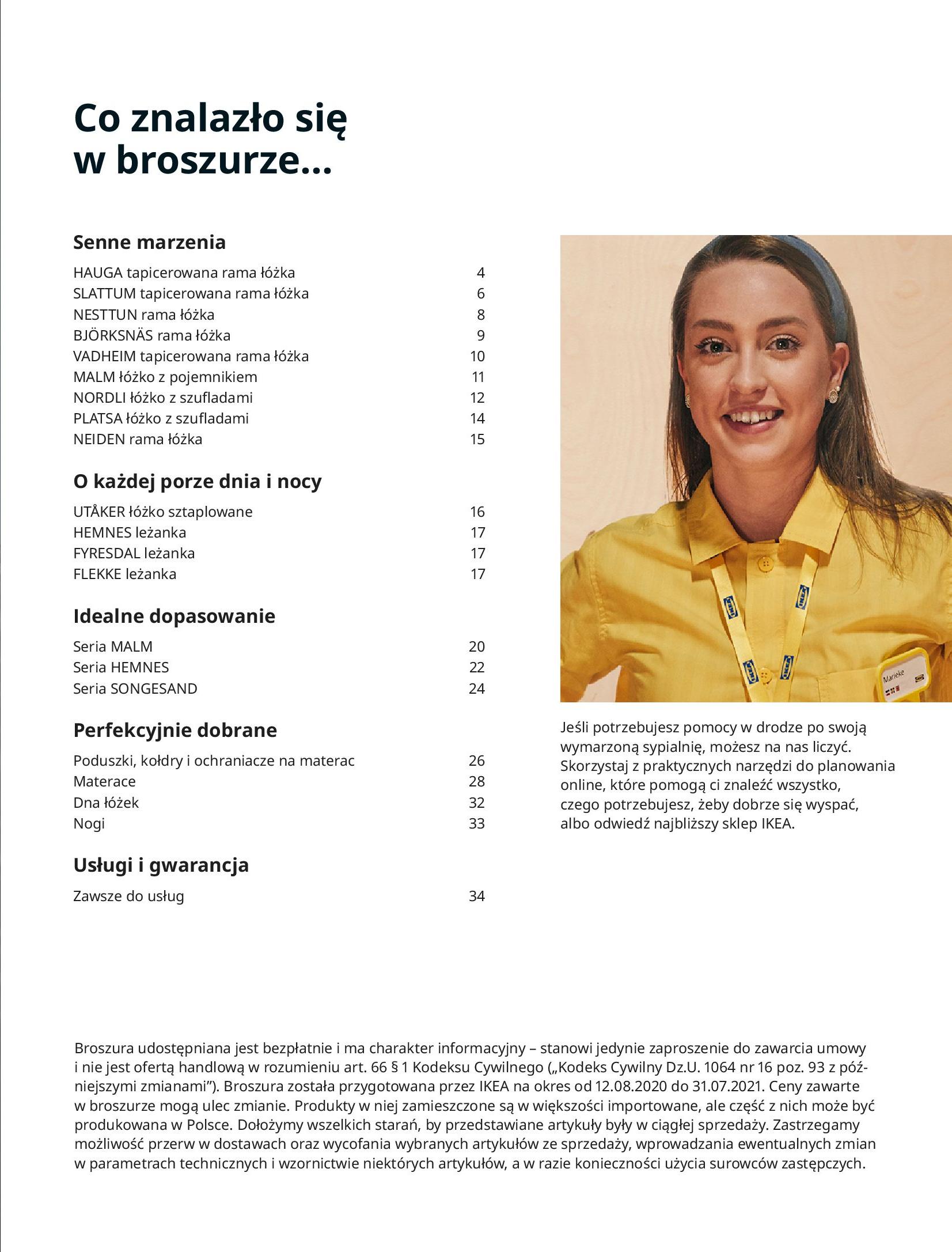 Gazetka IKEA: SYPIALNIA 2021 2021-01-13 page-3