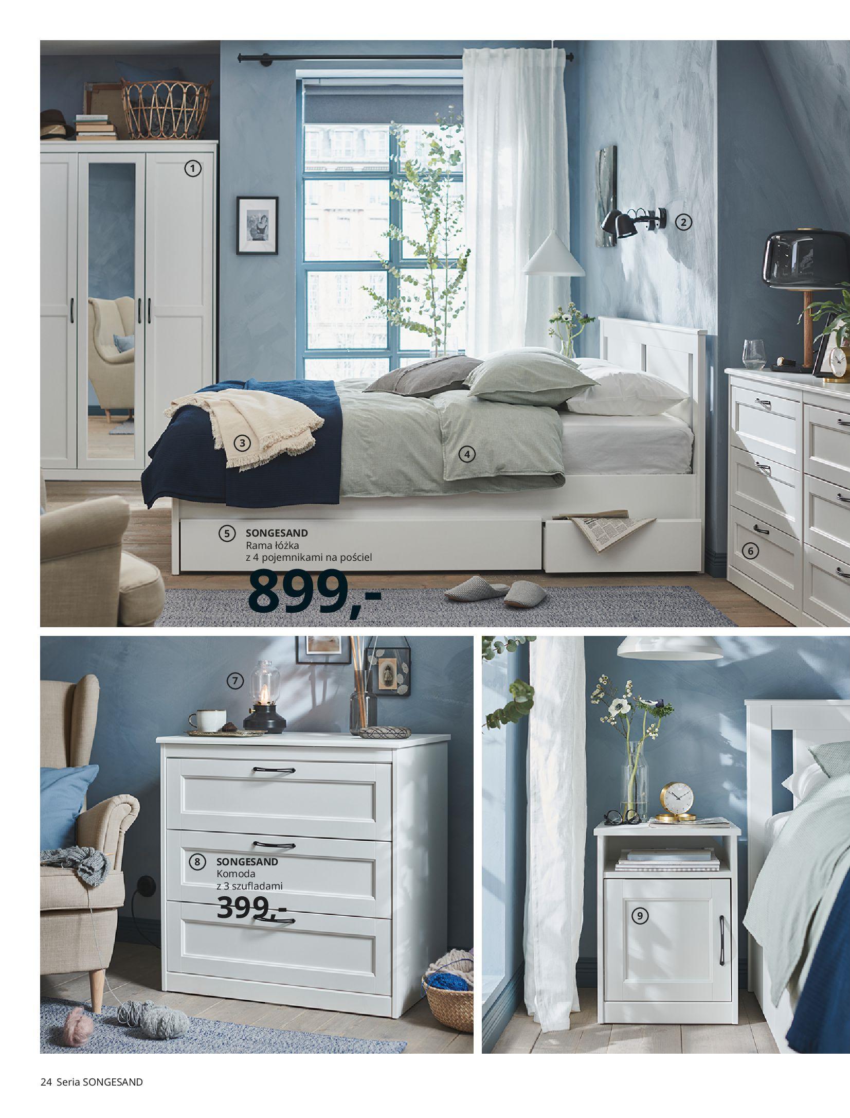 Gazetka IKEA: SYPIALNIA 2021 2021-01-13 page-24