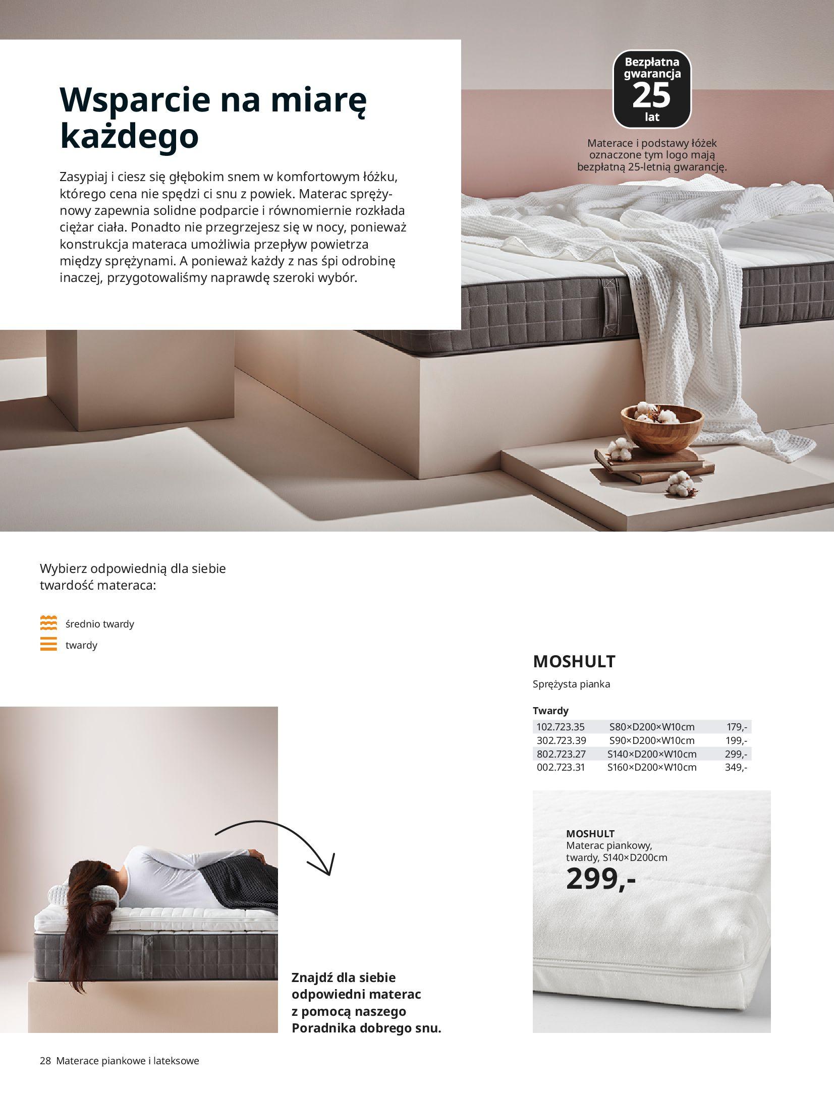 Gazetka IKEA: SYPIALNIA 2021 2021-01-13 page-28