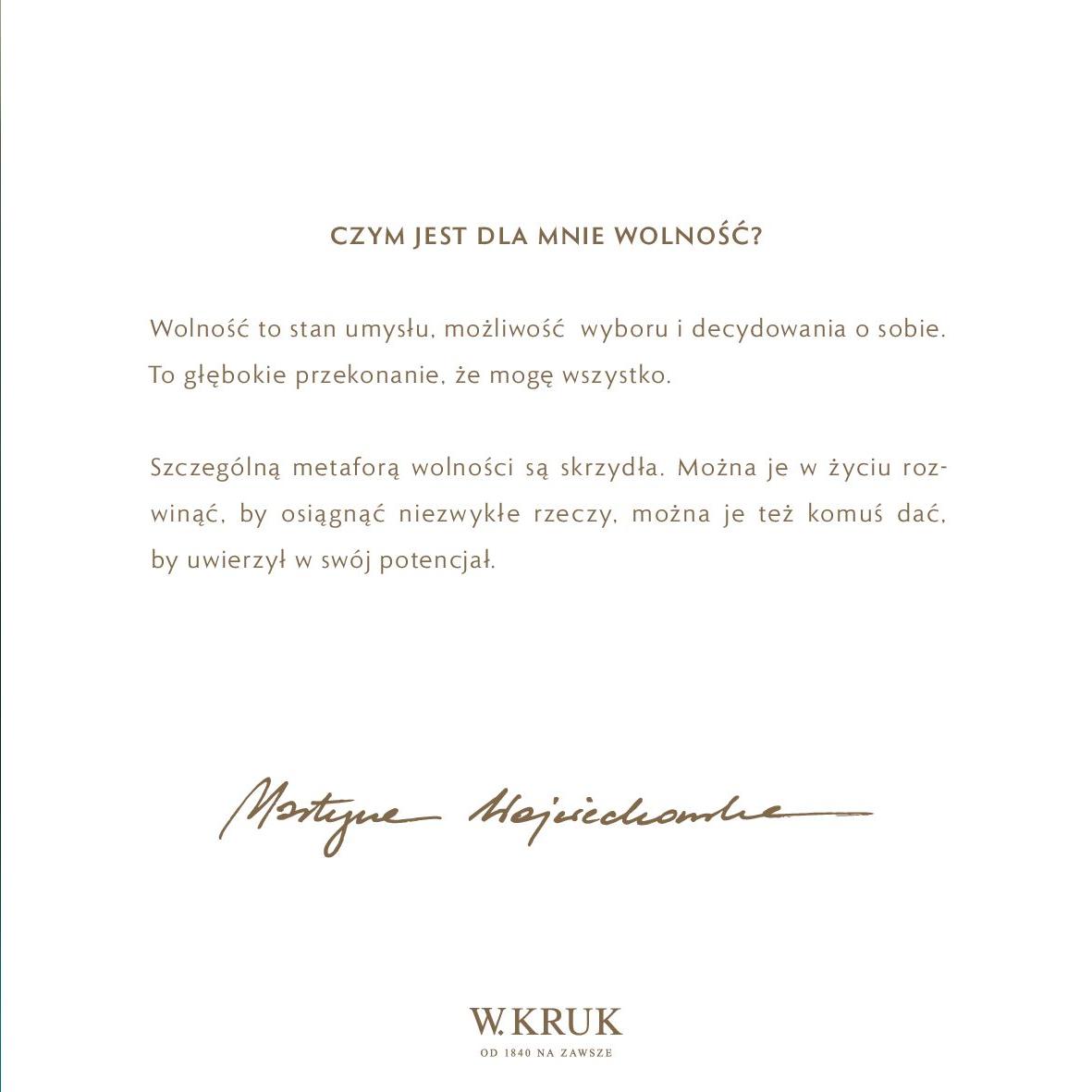 Gazetka W. KRUK: Katalog - Kolekcja Freedom 2021-02-17 page-5