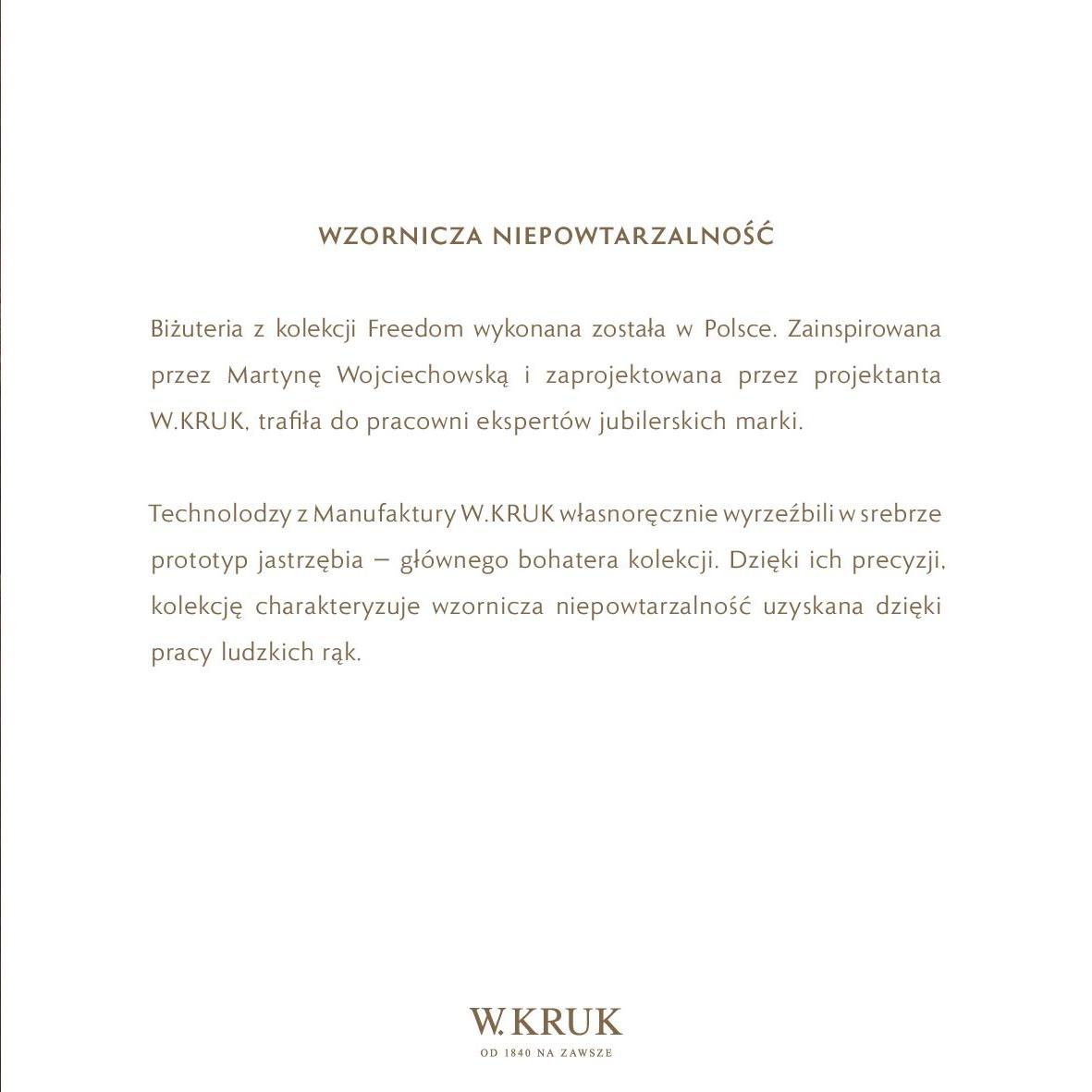 Gazetka W. KRUK: Katalog - Kolekcja Freedom 2021-02-17 page-43