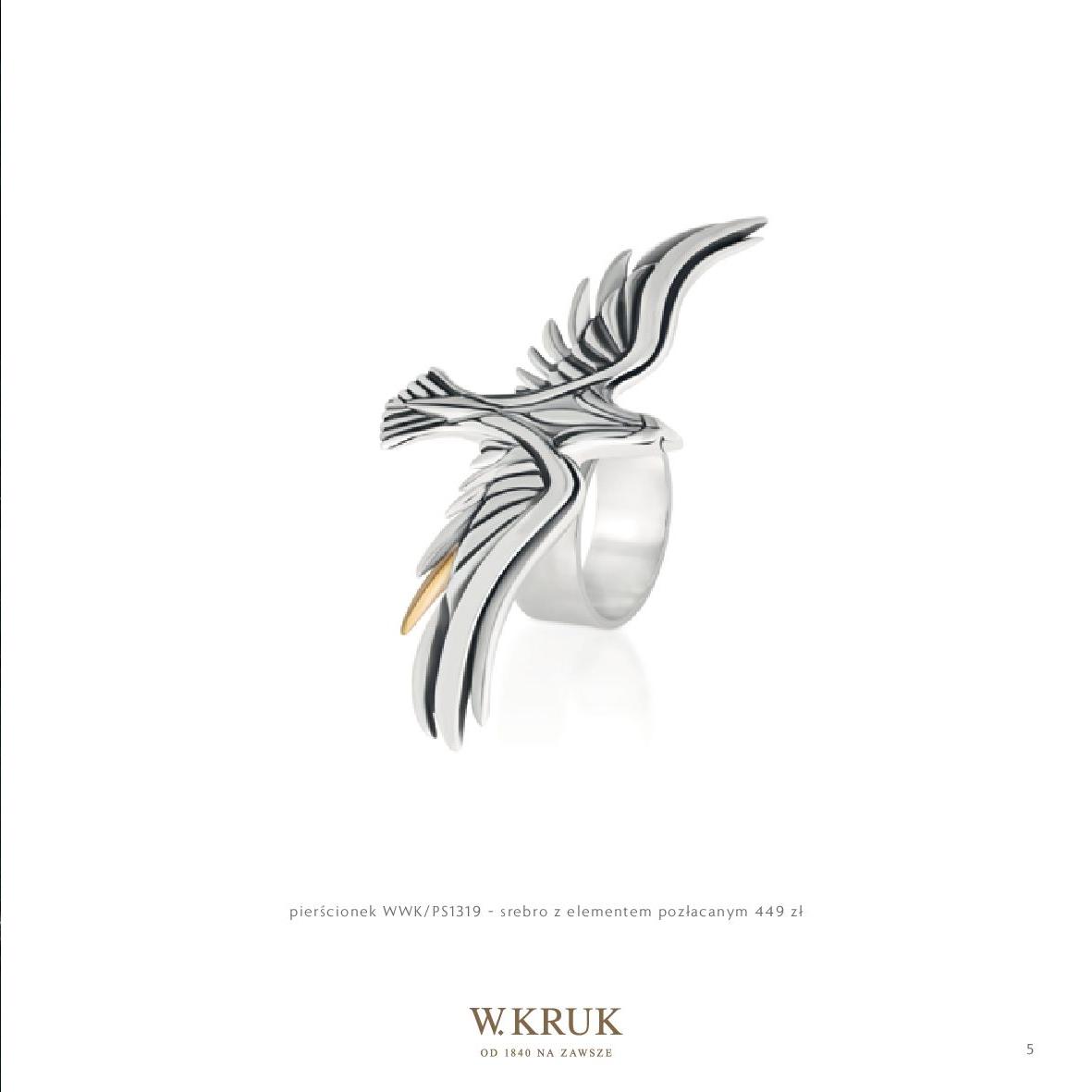 Gazetka W. KRUK: Katalog - Kolekcja Freedom 2021-02-17 page-7
