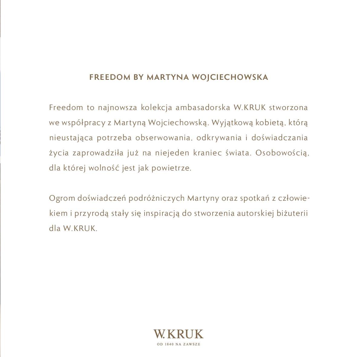 Gazetka W. KRUK: Katalog - Kolekcja Freedom 2021-02-17 page-17