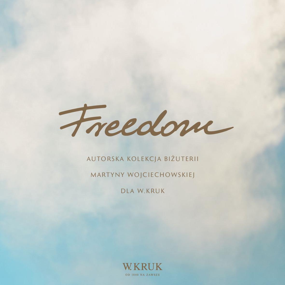 Gazetka W. KRUK: Katalog - Kolekcja Freedom 2021-02-17 page-3