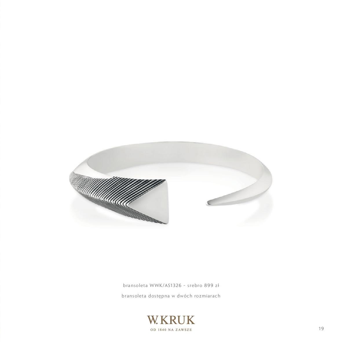 Gazetka W. KRUK: Katalog - Kolekcja Freedom 2021-02-17 page-21