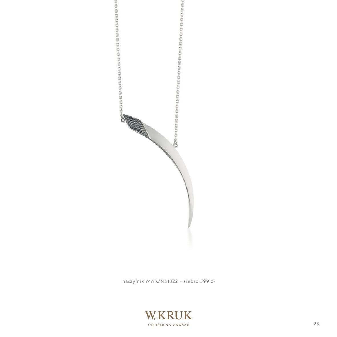 Gazetka W. KRUK: Katalog - Kolekcja Freedom 2021-02-17 page-25