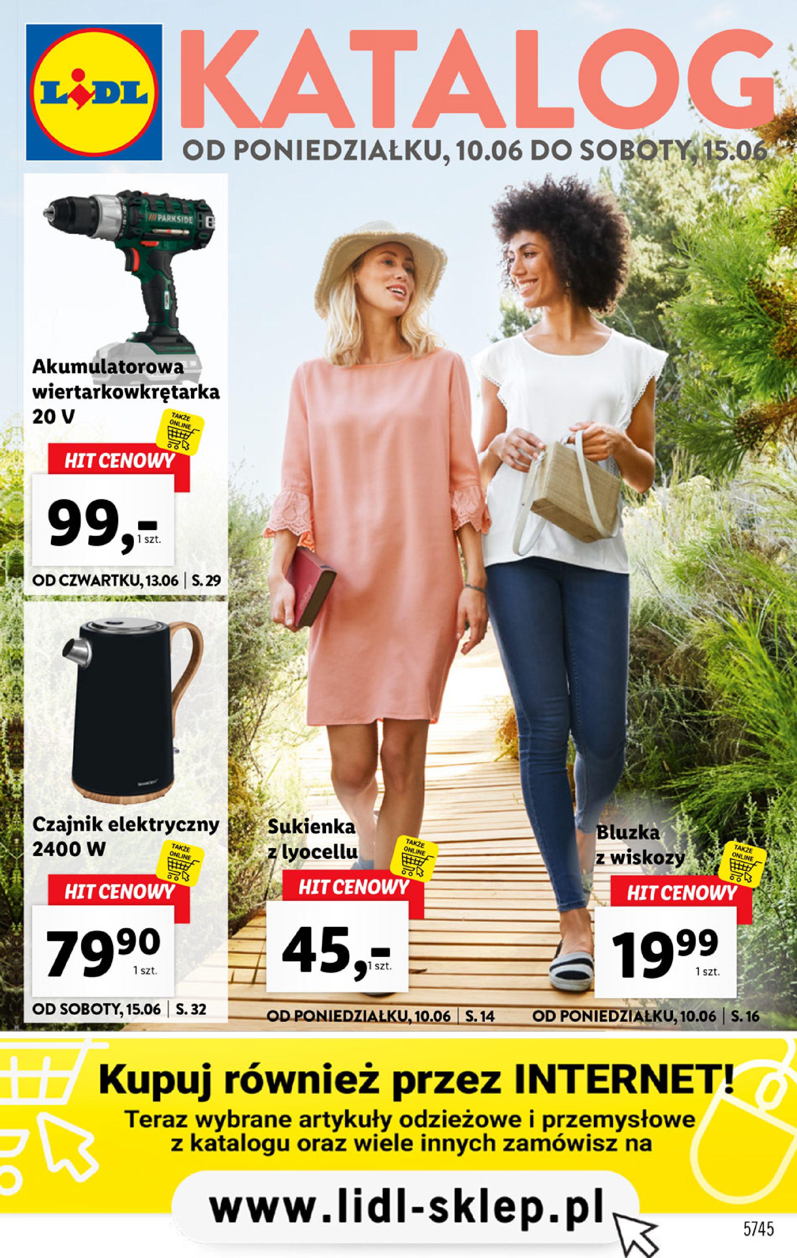 Gazetka Lidl - Katalog-09.06.2019-15.06.2019-page-