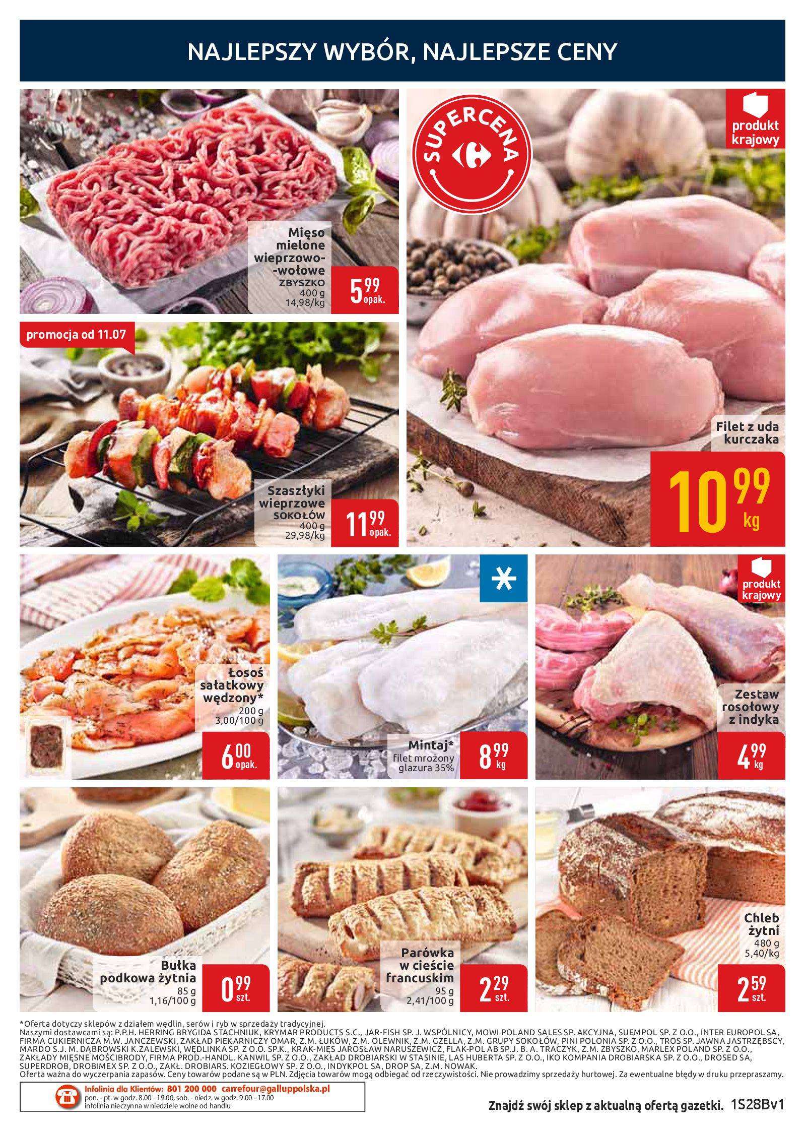 Gazetka Carrefour Market - Okazje tygodnia-08.07.2019-15.07.2019-page-