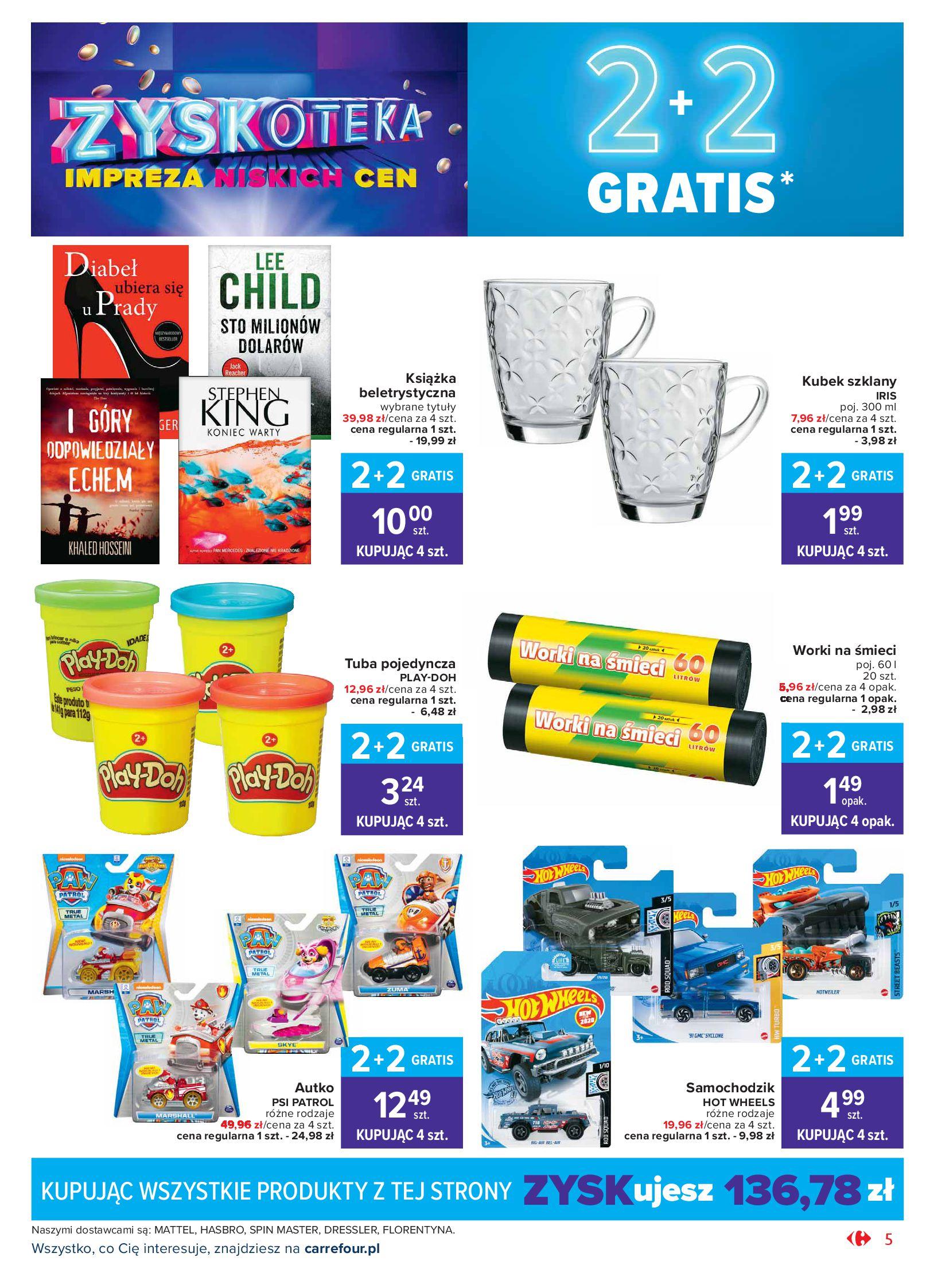 Gazetka Carrefour Market - Oferta handlowa-19.10.2020-24.10.2020-page-5