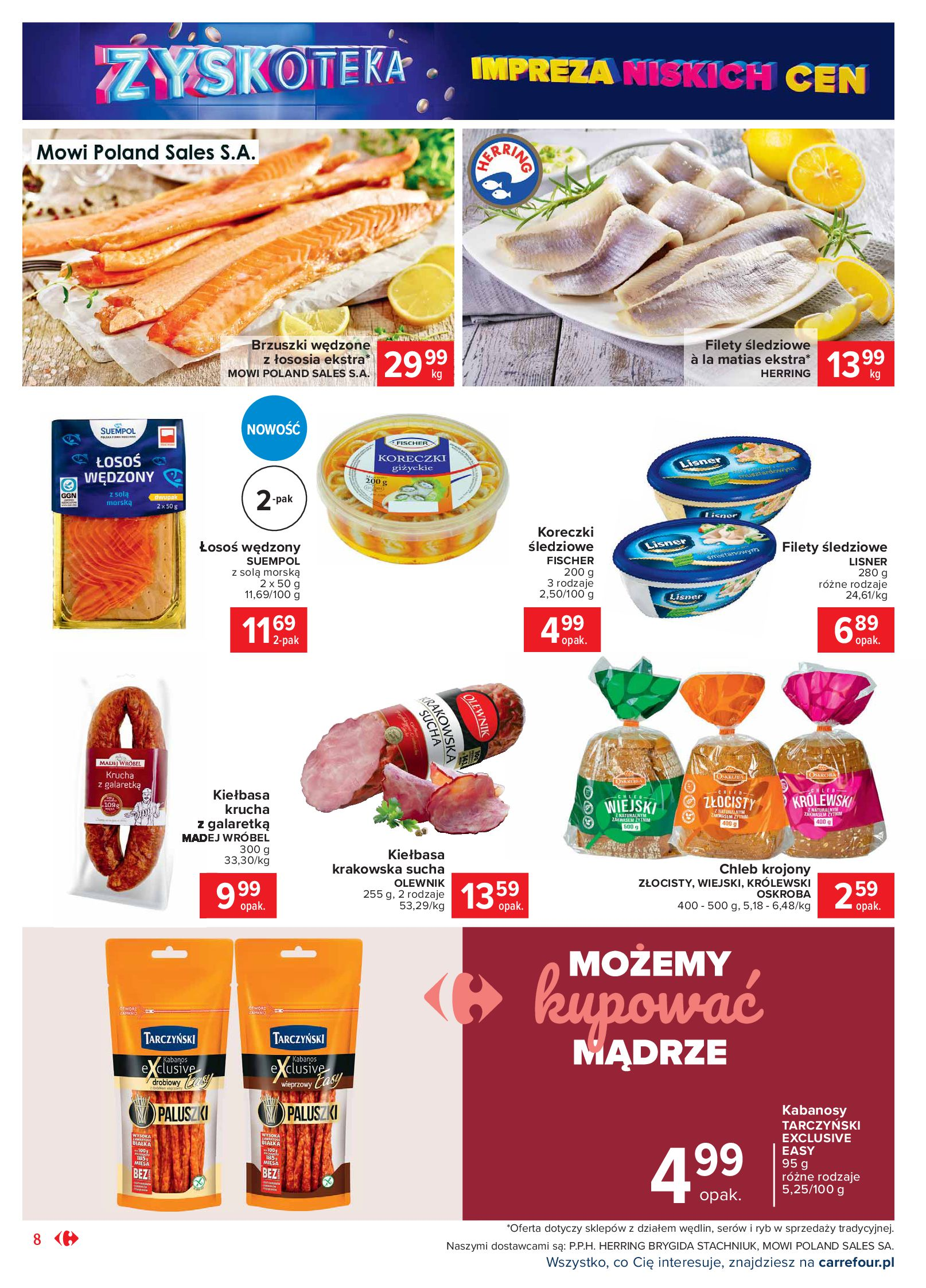 Gazetka Carrefour Market - Oferta handlowa-19.10.2020-24.10.2020-page-8
