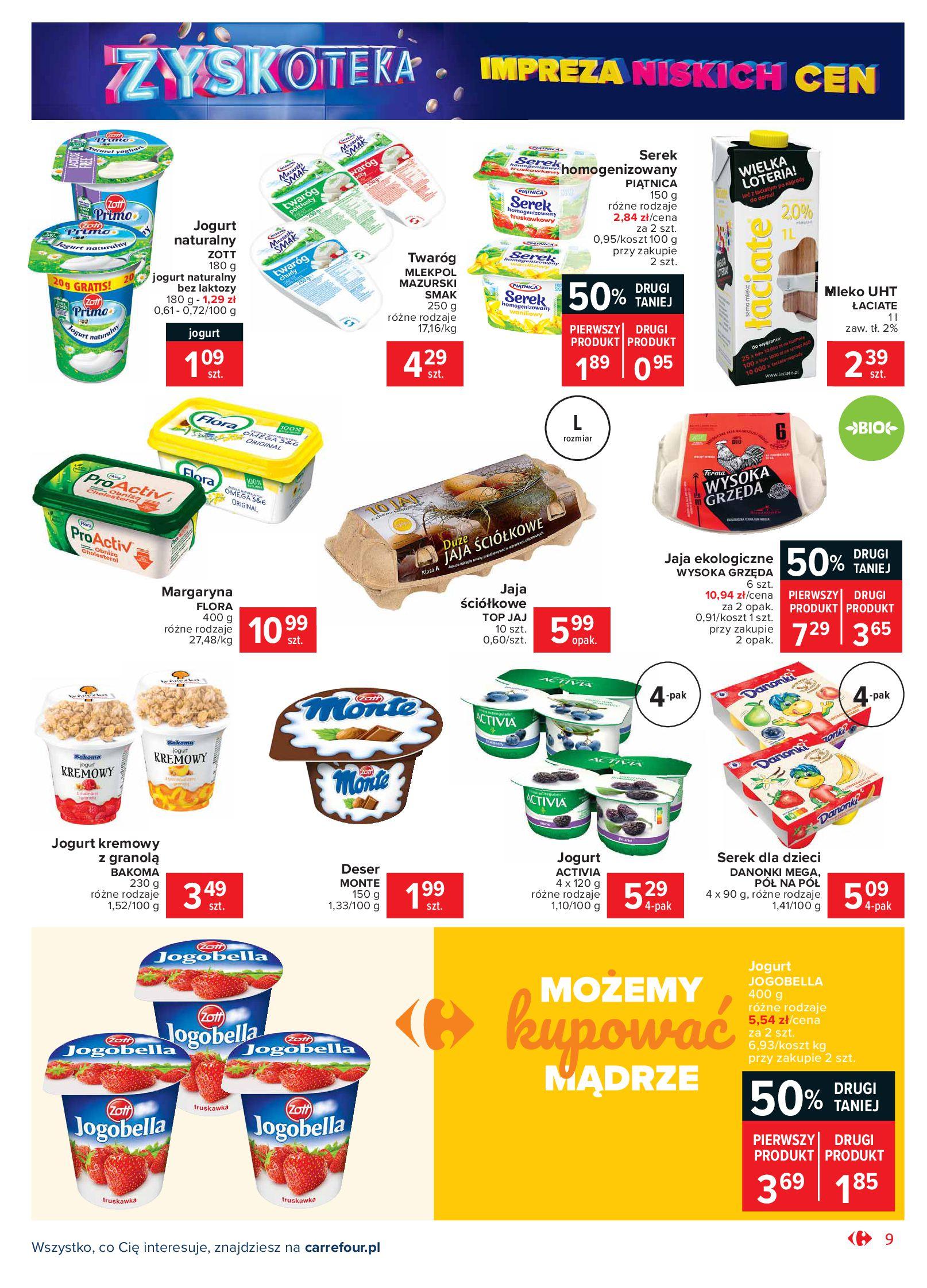 Gazetka Carrefour Market - Oferta handlowa-19.10.2020-24.10.2020-page-9