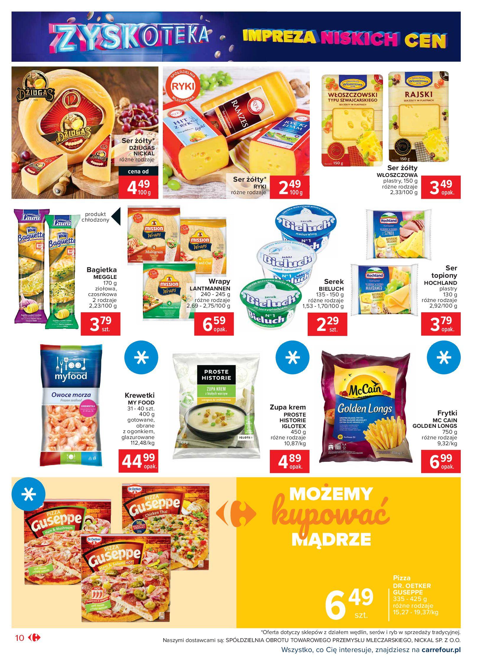 Gazetka Carrefour Market - Oferta handlowa-19.10.2020-24.10.2020-page-10