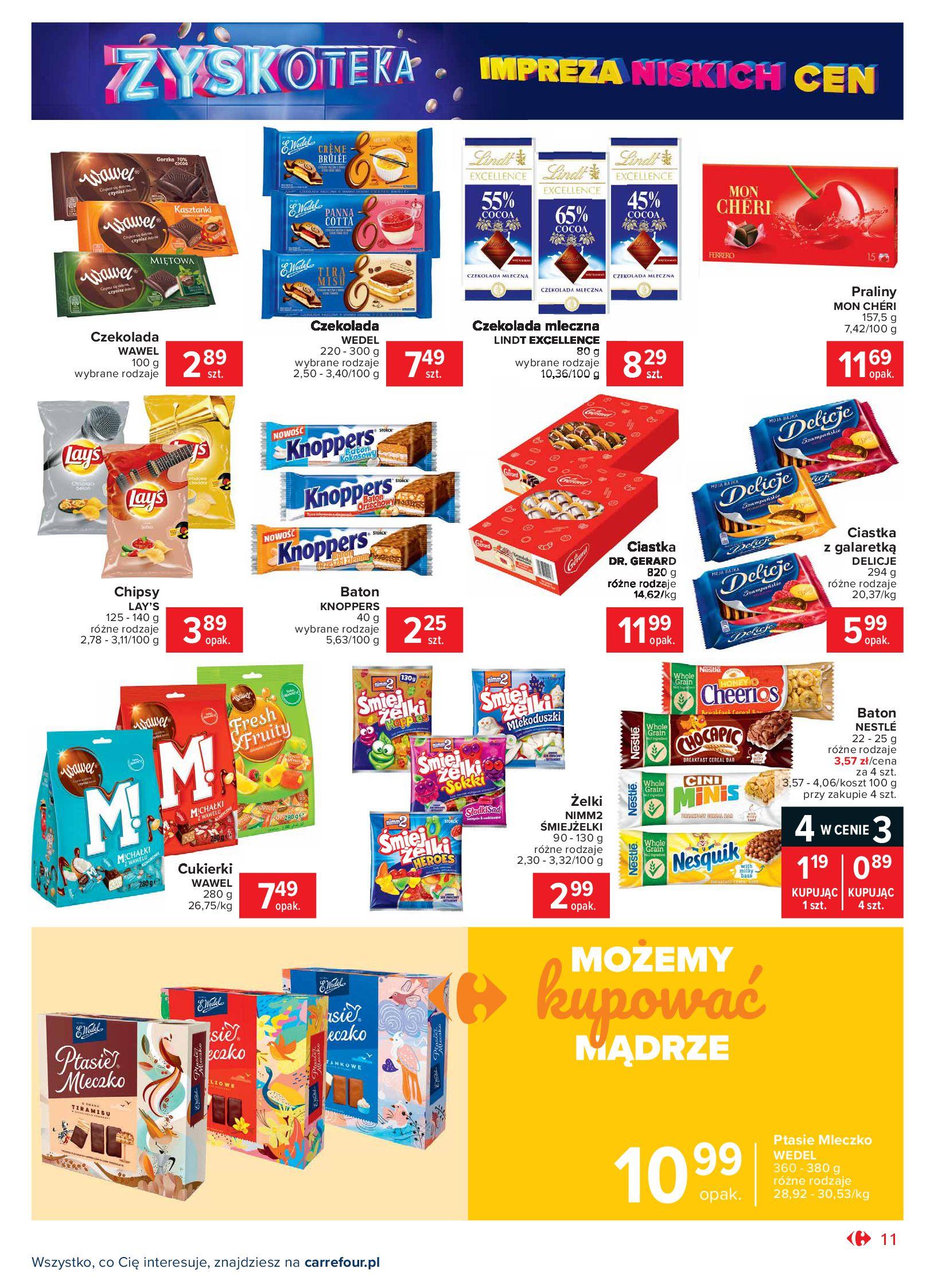Gazetka Carrefour Market - Oferta handlowa-19.10.2020-24.10.2020-page-11