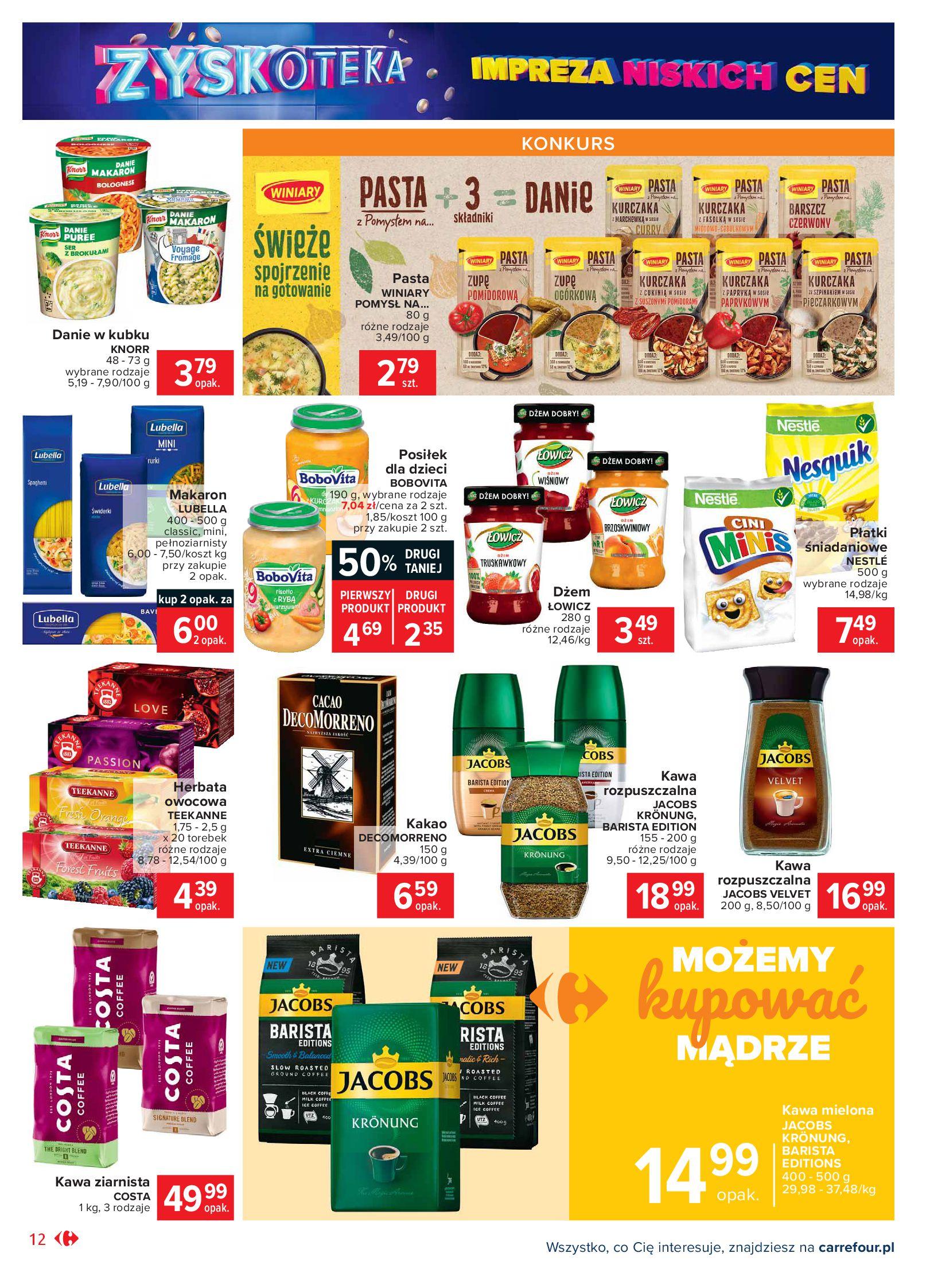 Gazetka Carrefour Market - Oferta handlowa-19.10.2020-24.10.2020-page-12