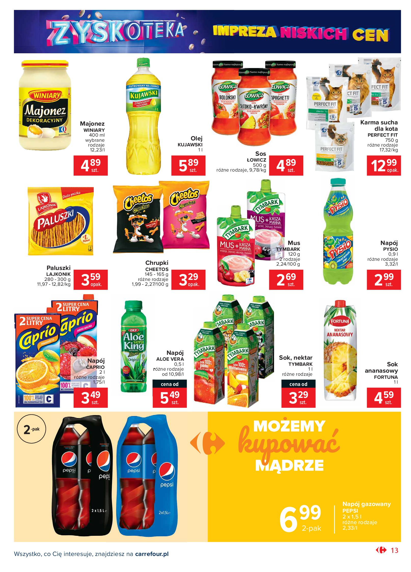 Gazetka Carrefour Market - Oferta handlowa-19.10.2020-24.10.2020-page-13