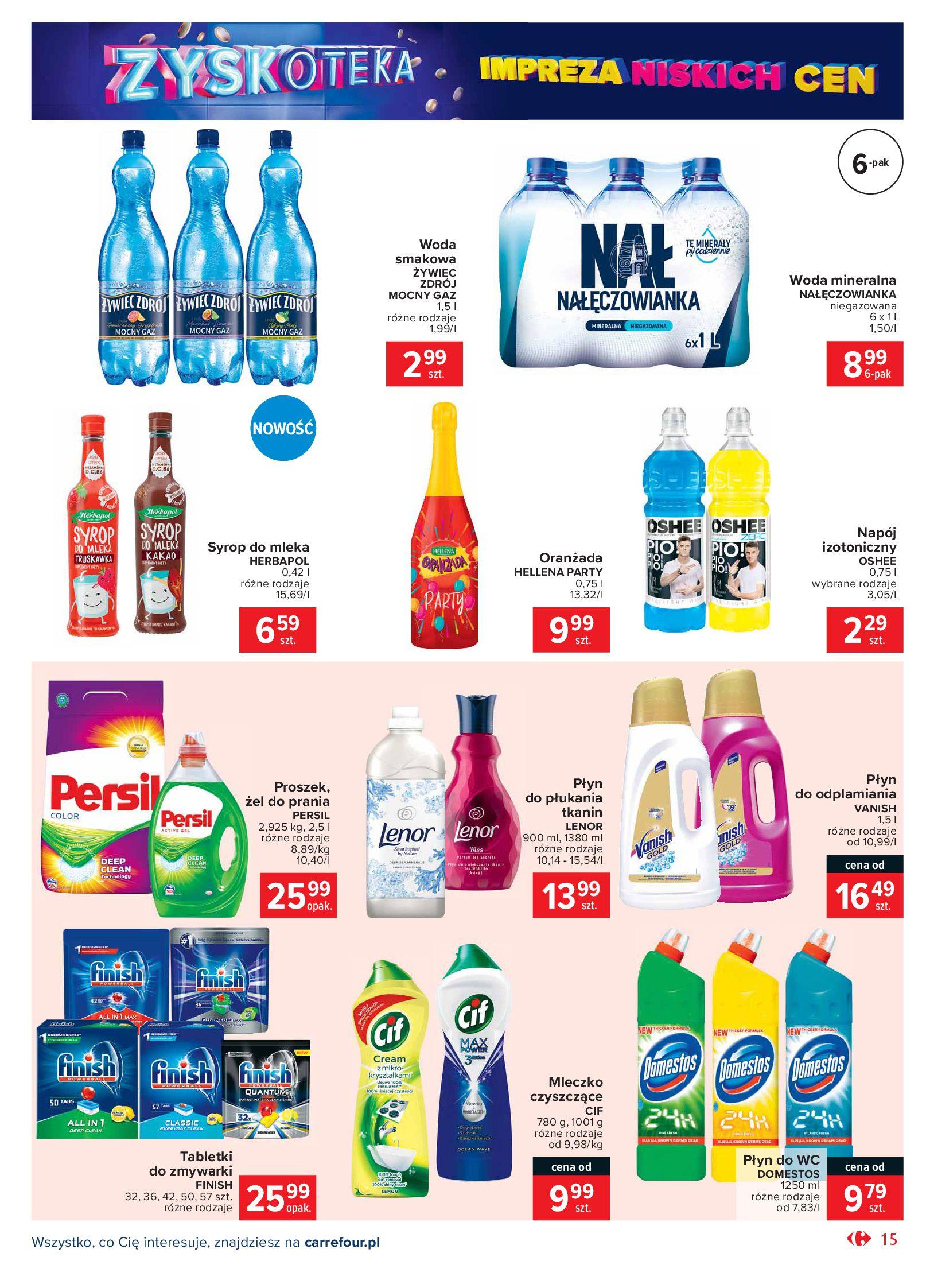 Gazetka Carrefour Market - Oferta handlowa-19.10.2020-24.10.2020-page-15