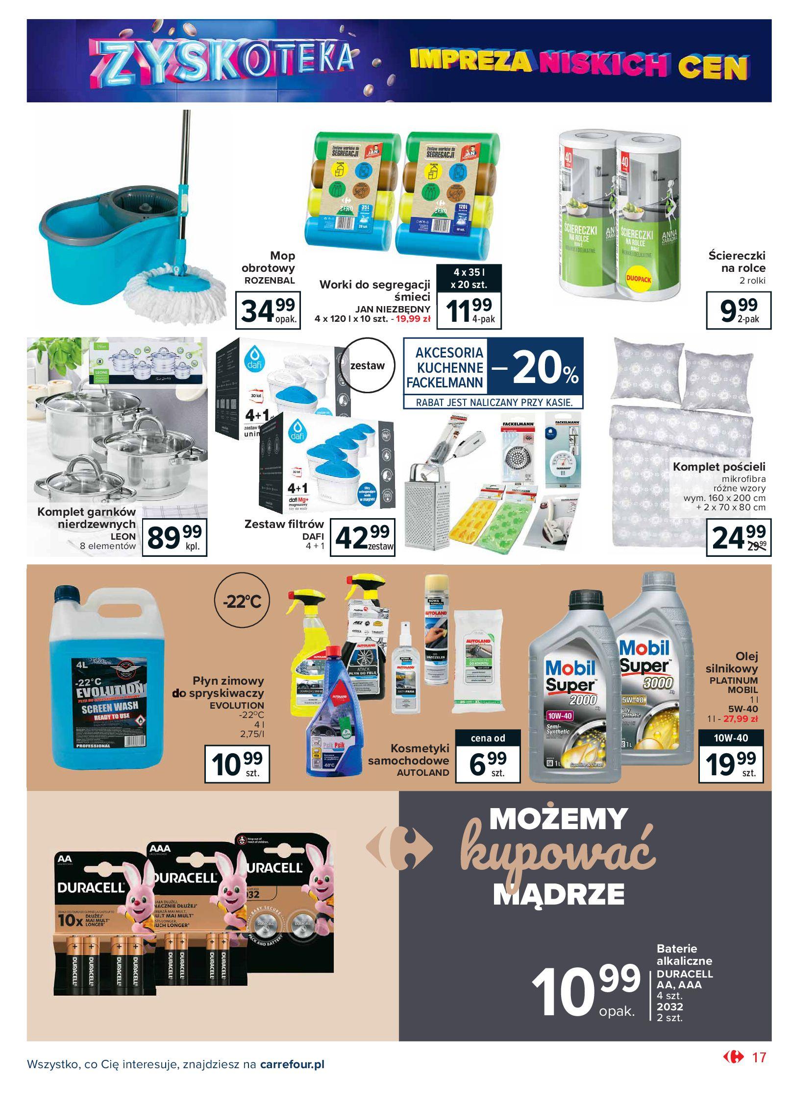 Gazetka Carrefour Market - Oferta handlowa-19.10.2020-24.10.2020-page-17