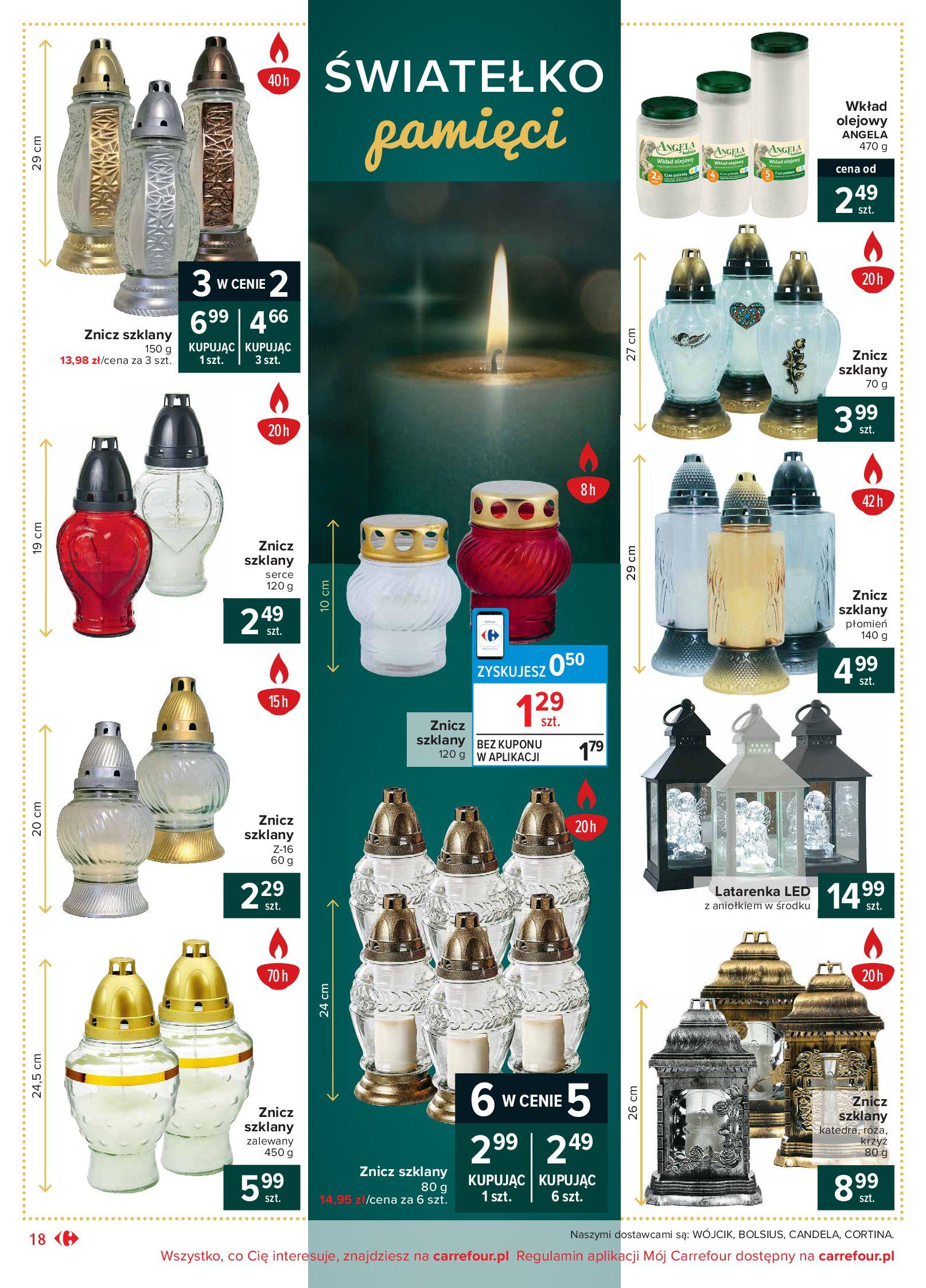 Gazetka Carrefour Market - Oferta handlowa-19.10.2020-24.10.2020-page-18