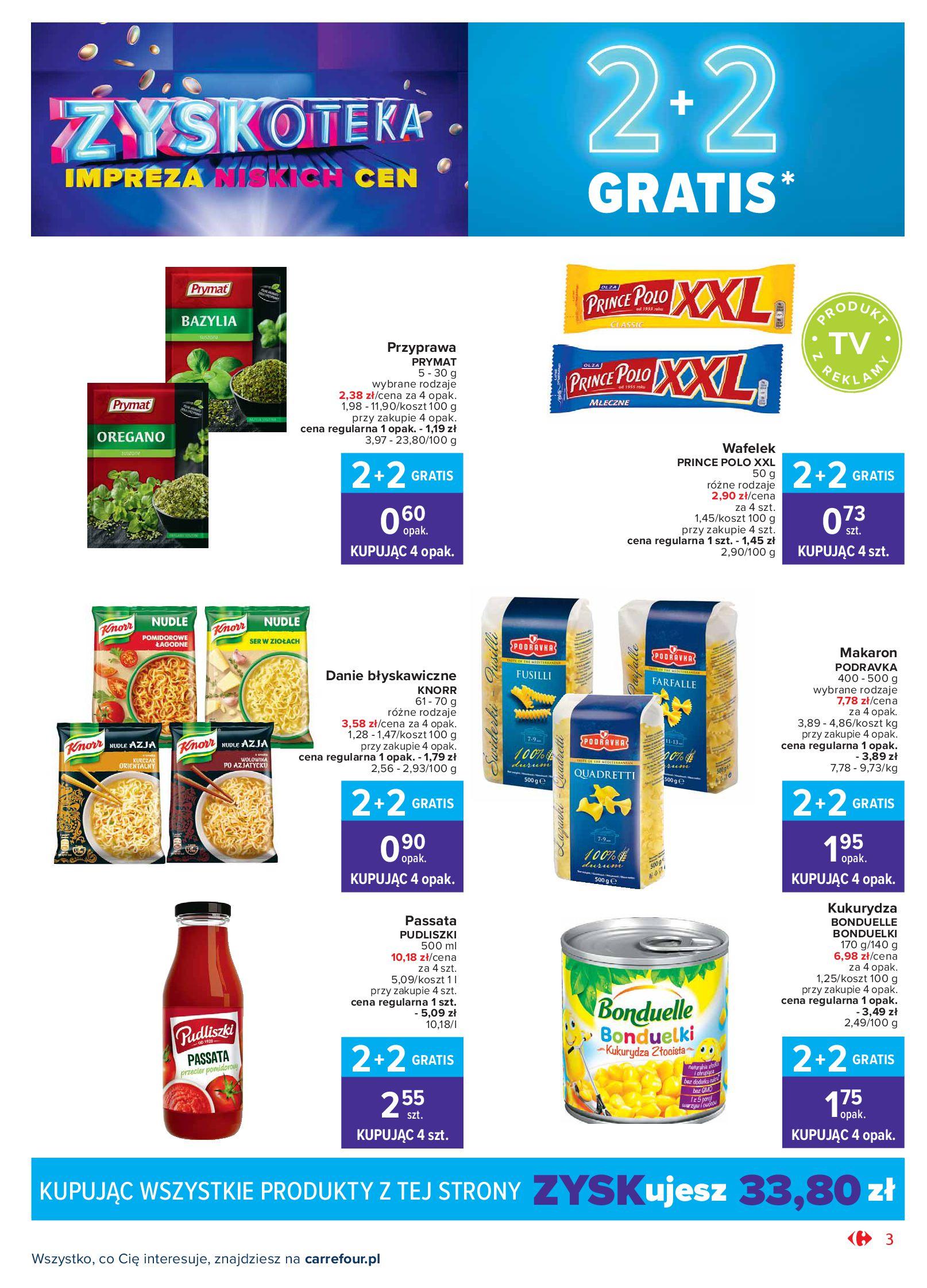 Gazetka Carrefour Market - Oferta handlowa-19.10.2020-24.10.2020-page-3