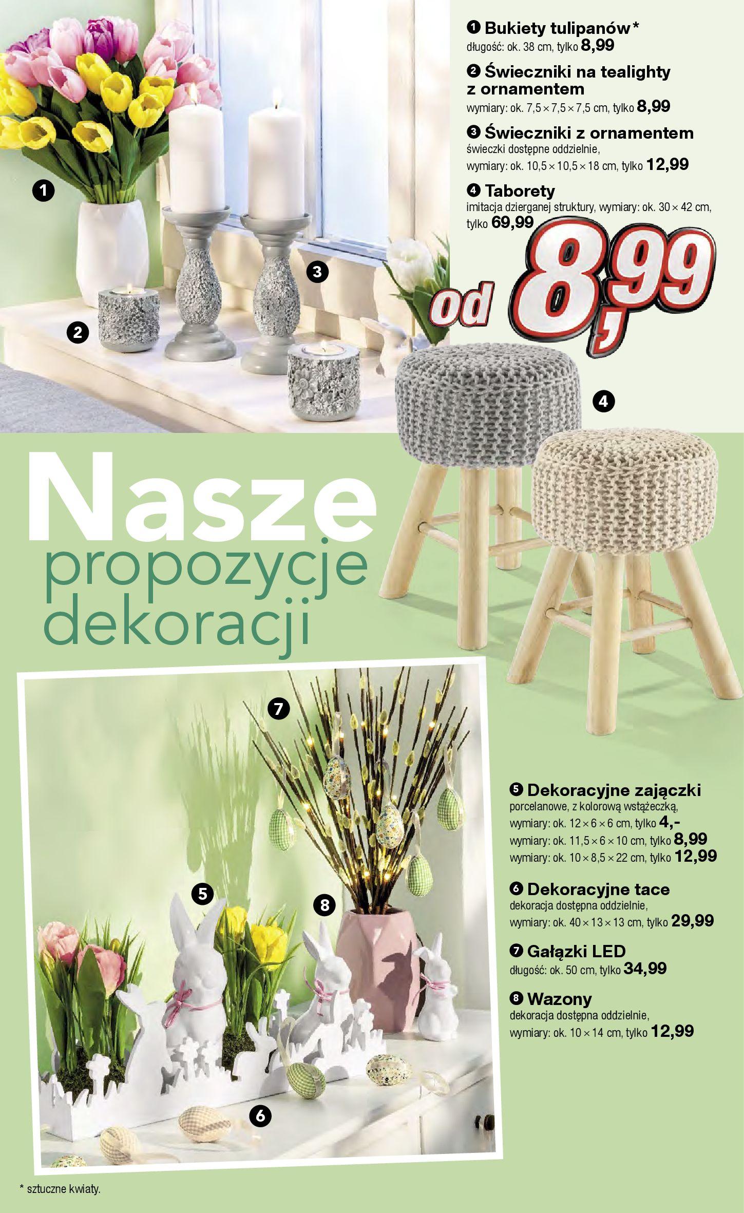 Gazetka KiK - Oferta na odzież i dekoracje-20.03.2019-15.04.2019-page-