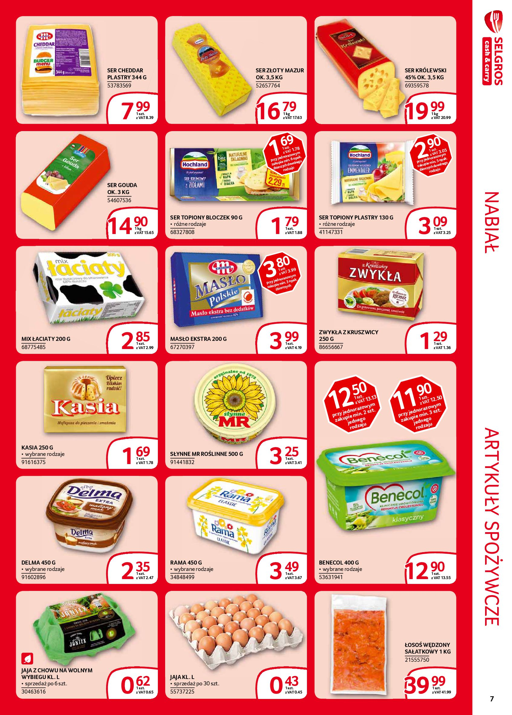 Gazetka Selgros - Extra oferta-05.02.2020-19.02.2020-page-7