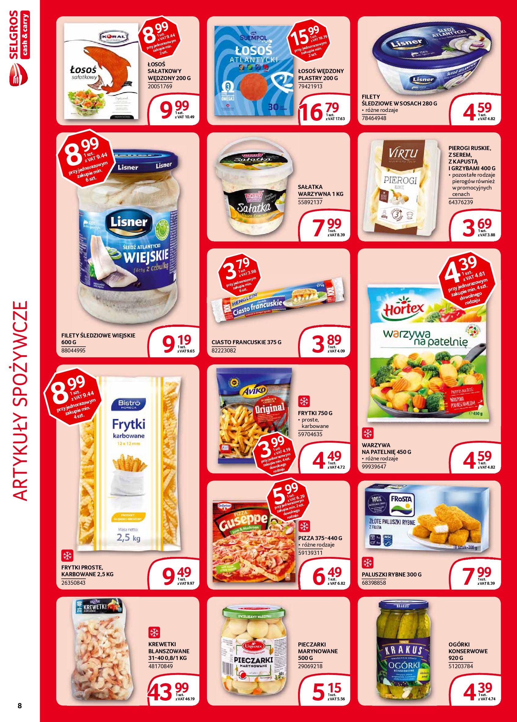 Gazetka Selgros - Extra oferta-05.02.2020-19.02.2020-page-8
