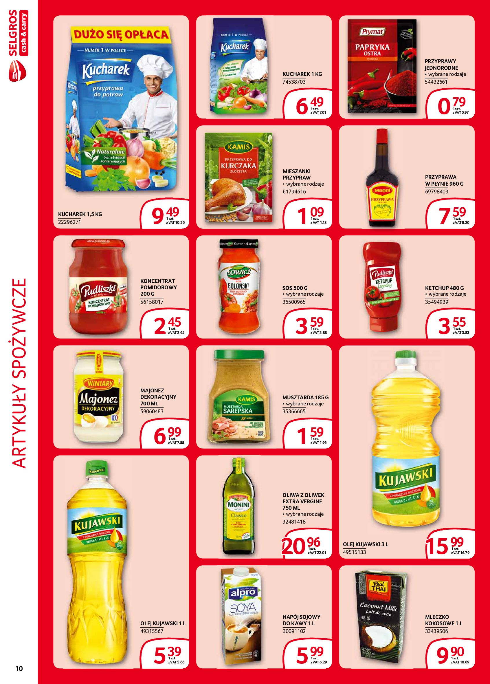 Gazetka Selgros - Extra oferta-05.02.2020-19.02.2020-page-10